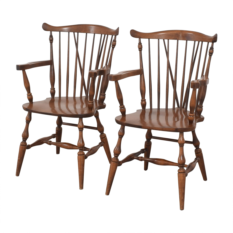 buy Moosehead Moosehead Windsor Dining Arm Chairs online