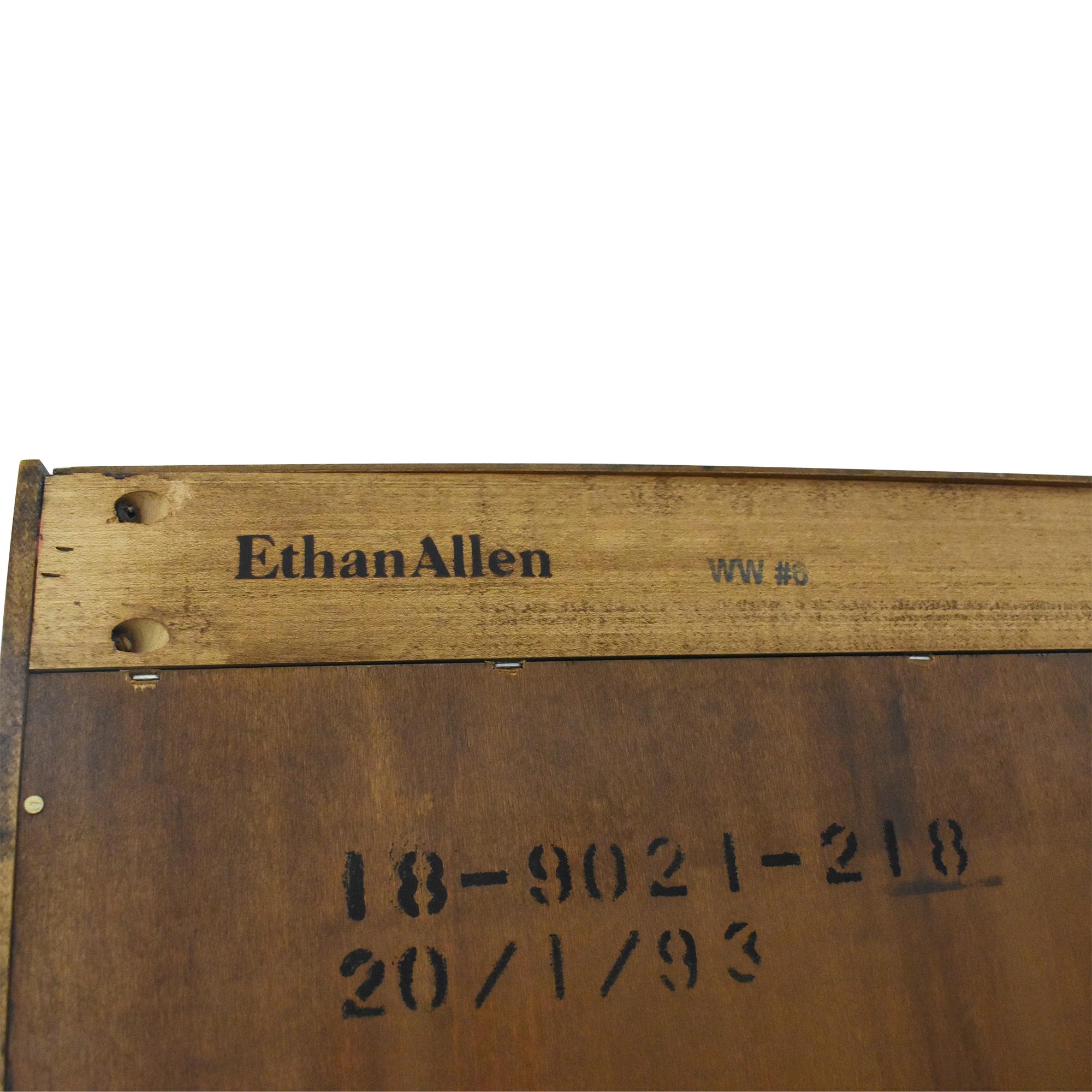 Ethan Allen Ethan Allen Circa 1776 Collection Bookcase with Cabinet