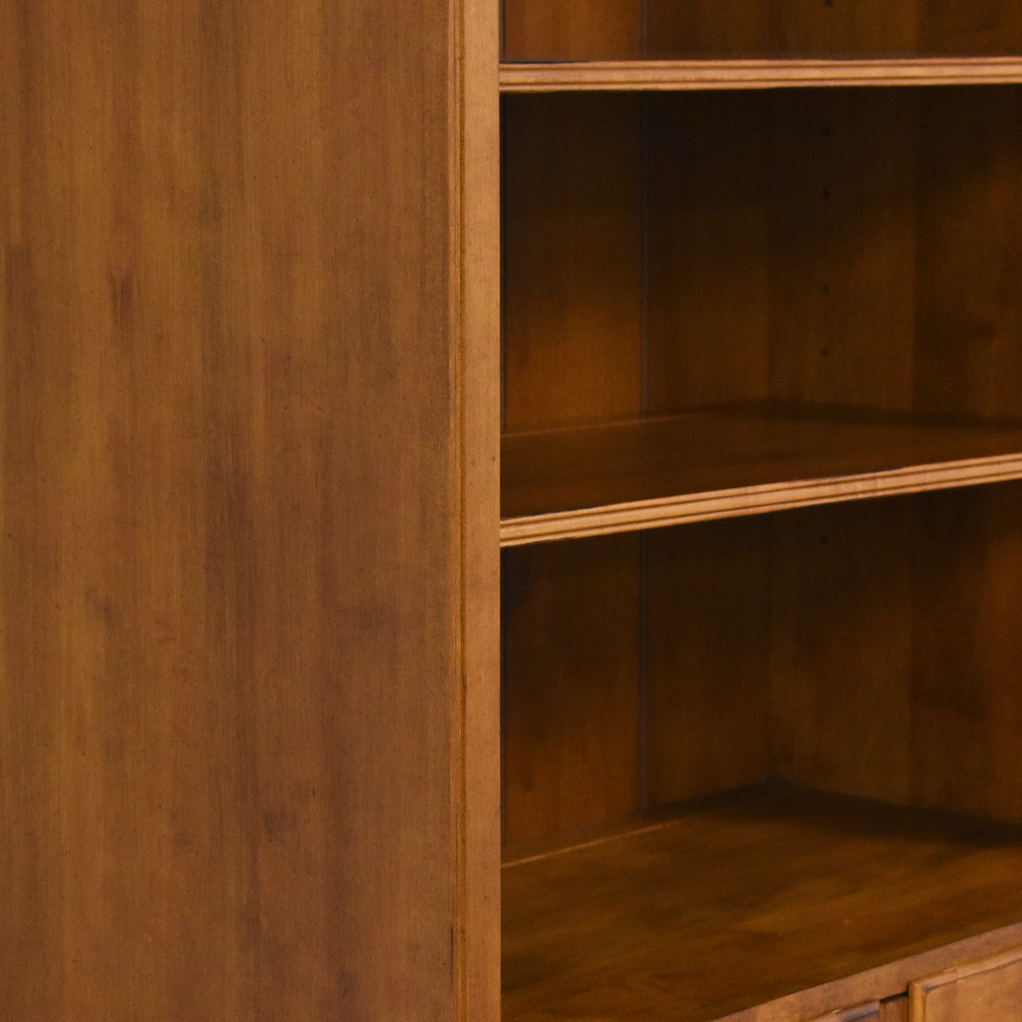 Ethan Allen Ethan Allen Circa 1776 Collection Bookcase with Cabinet on sale