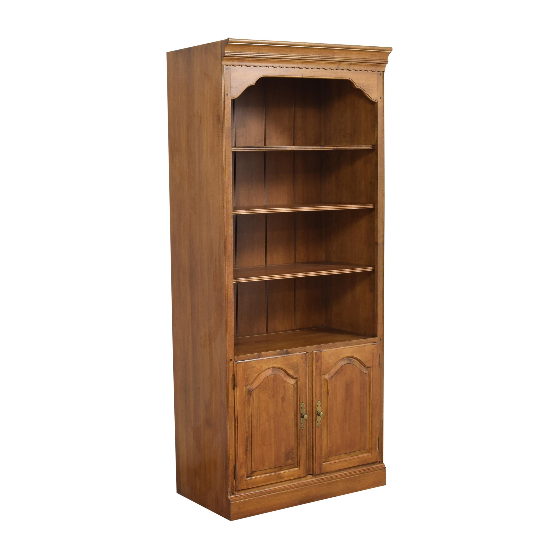 Ethan Allen Ethan Allen Circa 1776 Collection Bookcase with Cabinet price