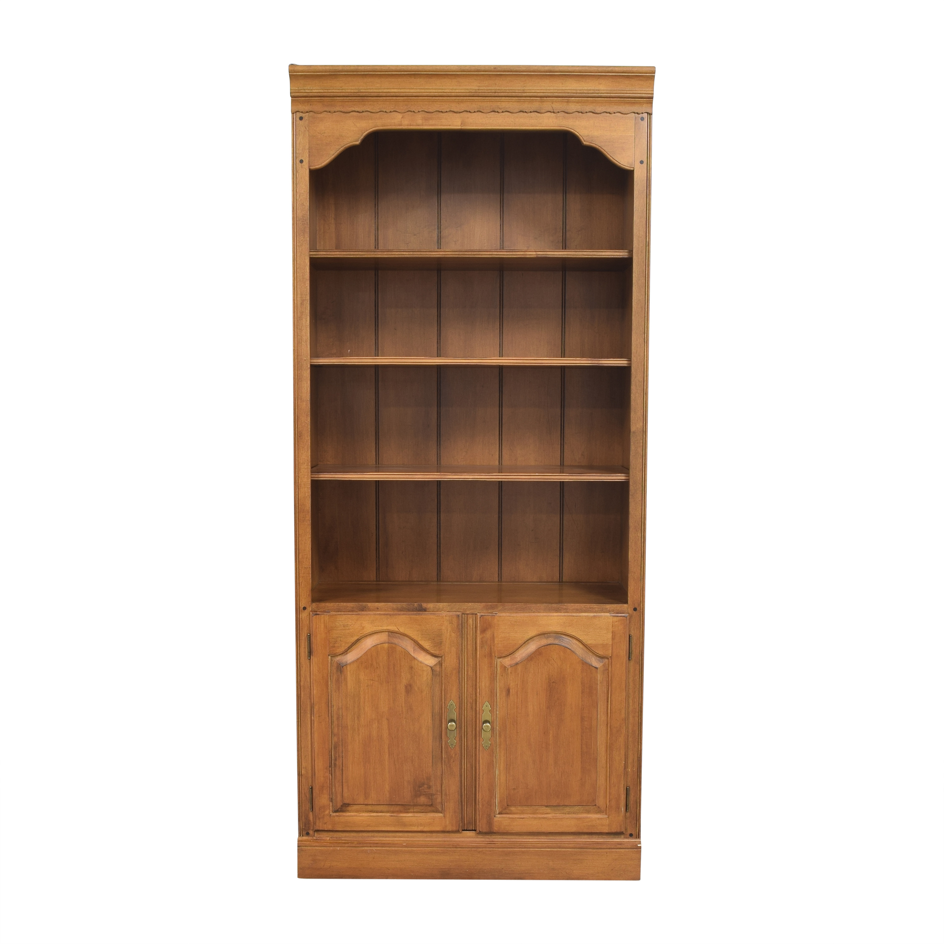 Ethan Allen Ethan Allen Circa 1776 Collection Bookcase with Cabinet for sale