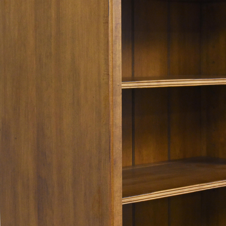 Ethan Allen Ethan Allen Circa 1776 Collection Bookcase with Cabinet ma