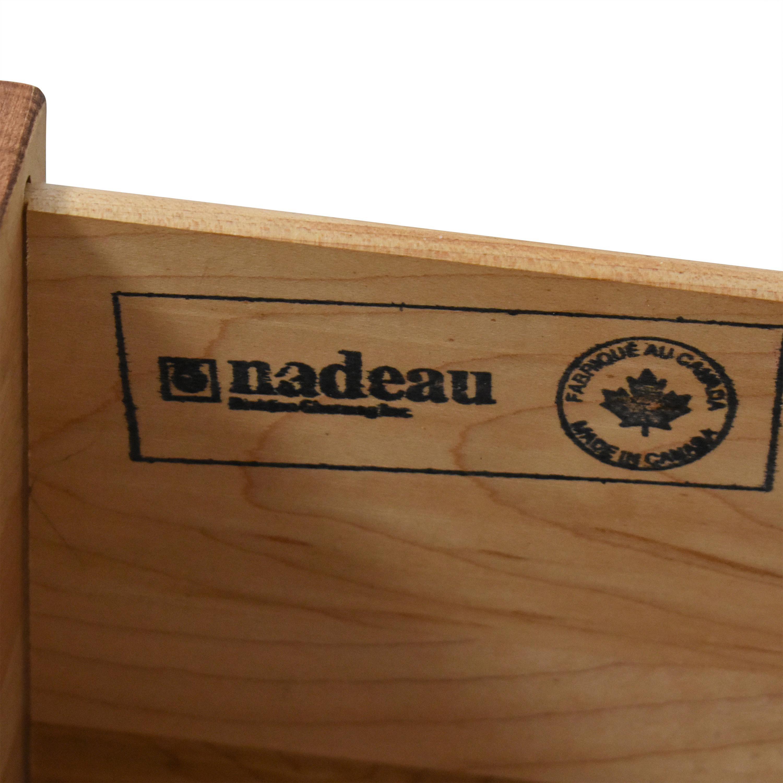 Nadeau Nadeau Two Drawer Nightstand ct