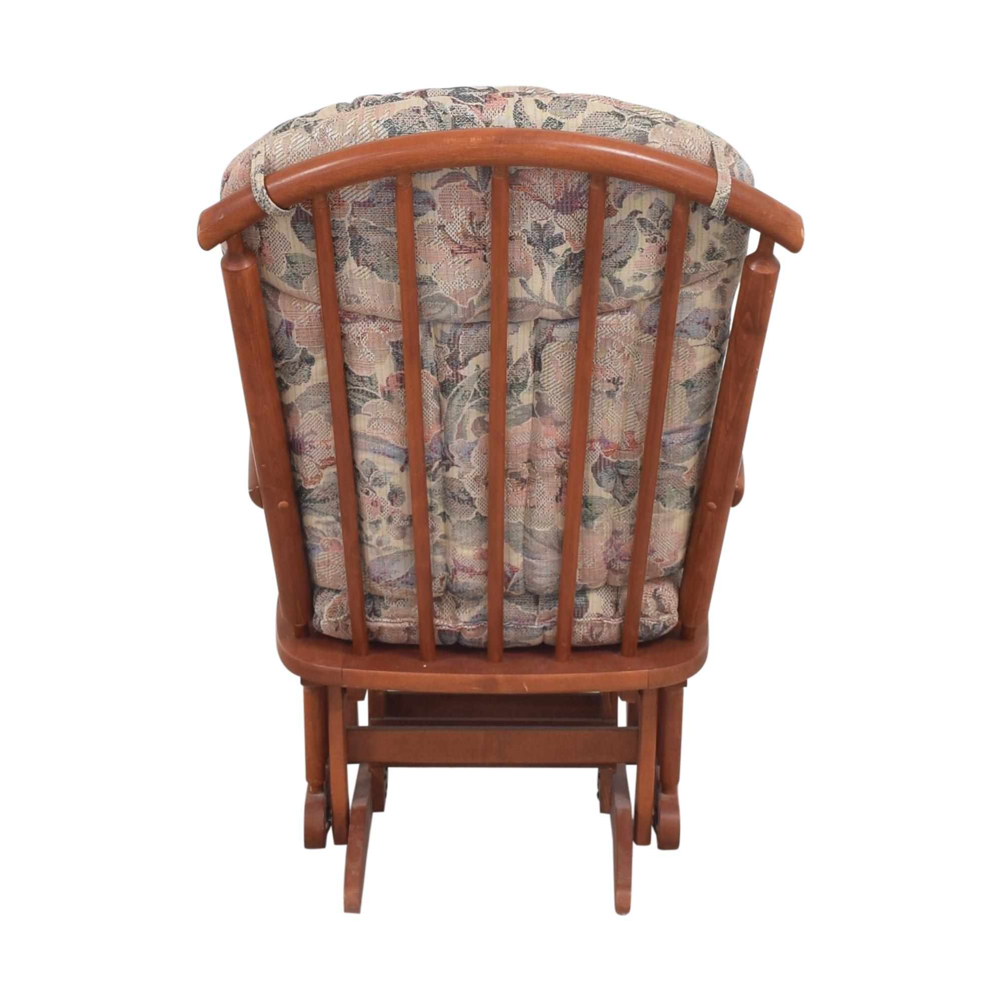 shop Dutailier Archback Glider Dutailier Chairs