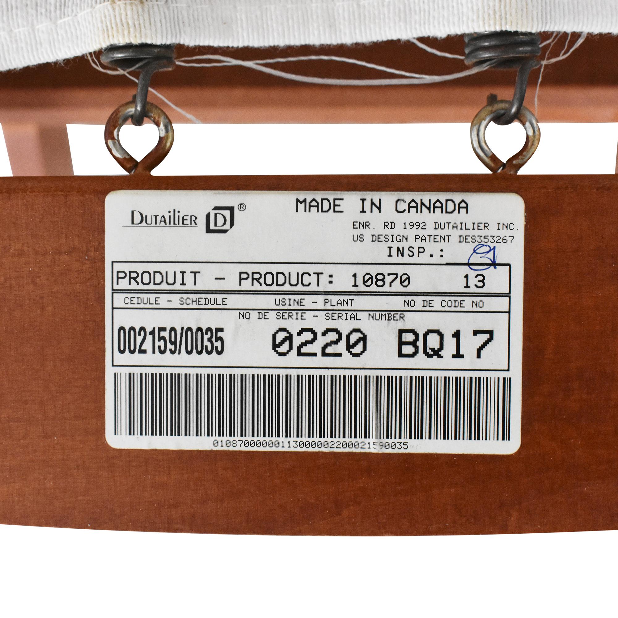 Dutailier Dutailier Archback Glider for sale