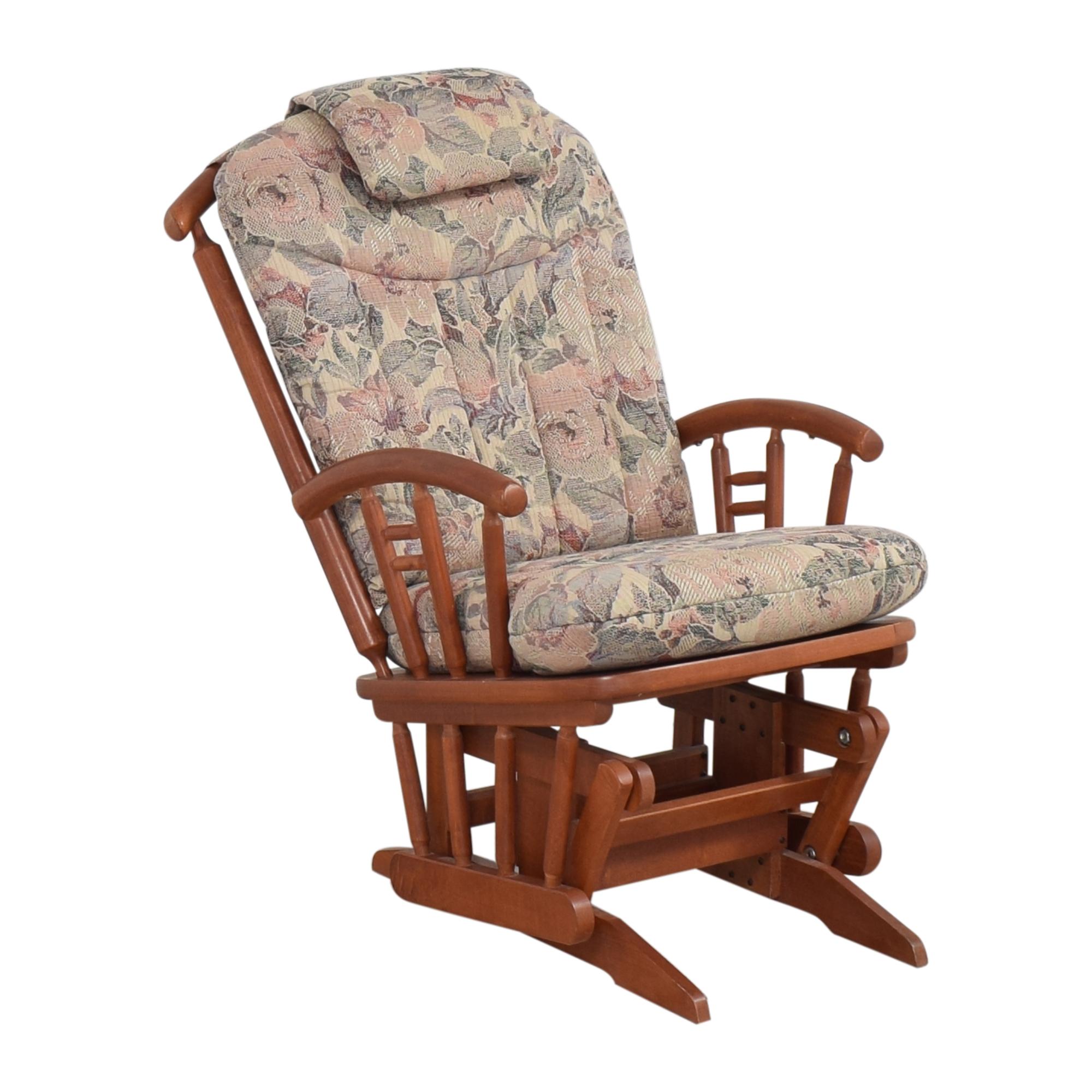 Dutailier Dutailier Archback Glider Chairs