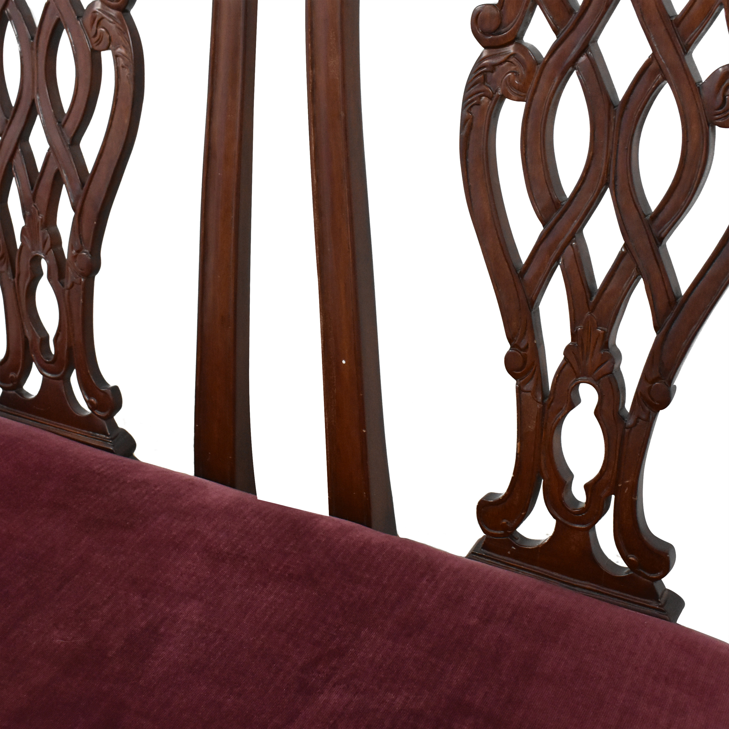 Chippendale Ball and Claw Settee