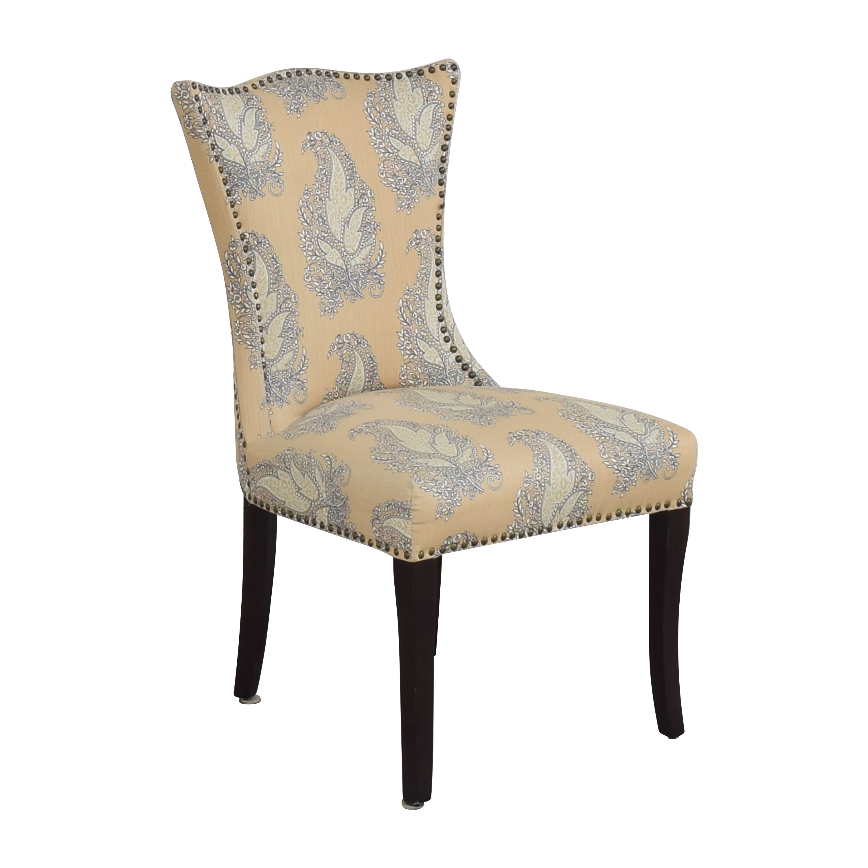 Pier 1 Nailhead Accent Chair / Dining Chairs