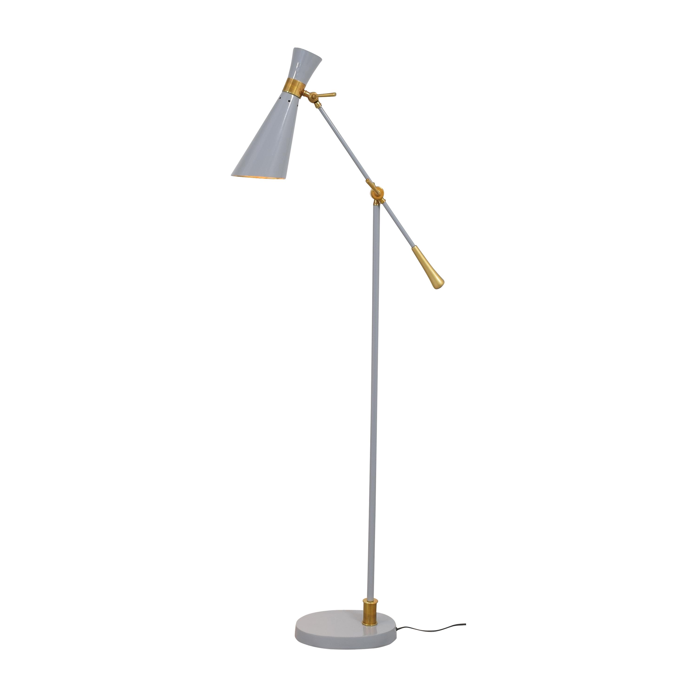 shop Bungalow 5 Wasp Floor Lamp Bungalow 5 Decor