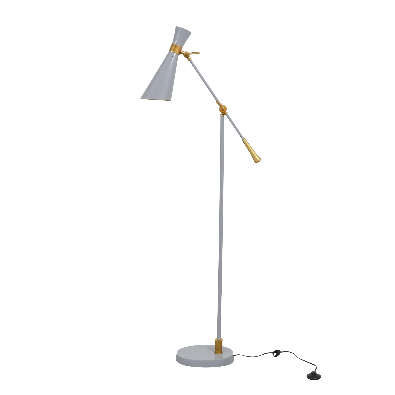 buy Bungalow 5 Wasp Floor Lamp Bungalow 5 Decor