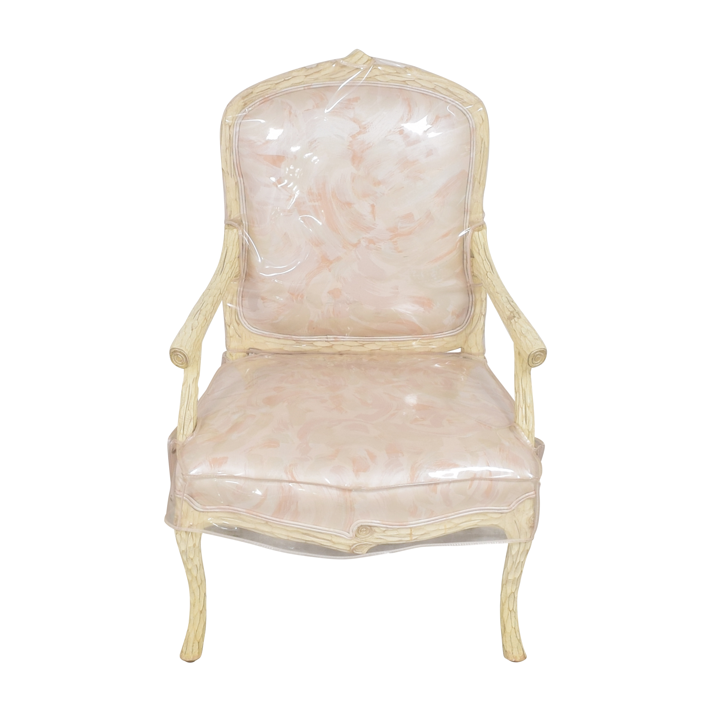 French Provincial-Style Arm Chair / Accent Chairs