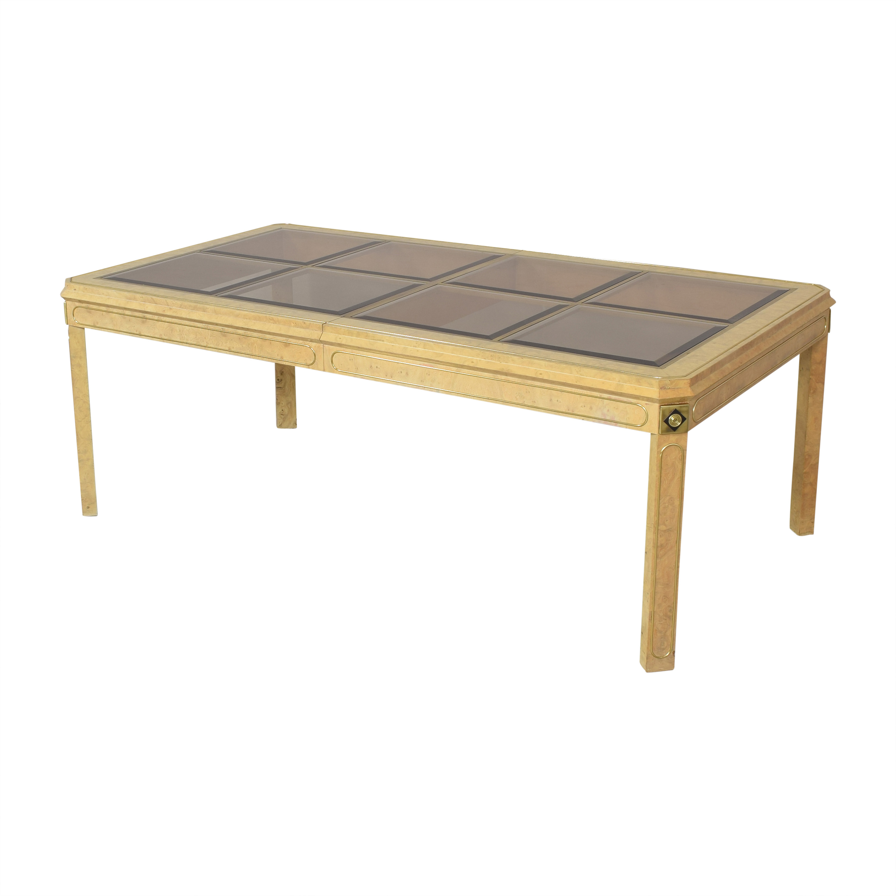 Provincial Extendable Dining Table for sale