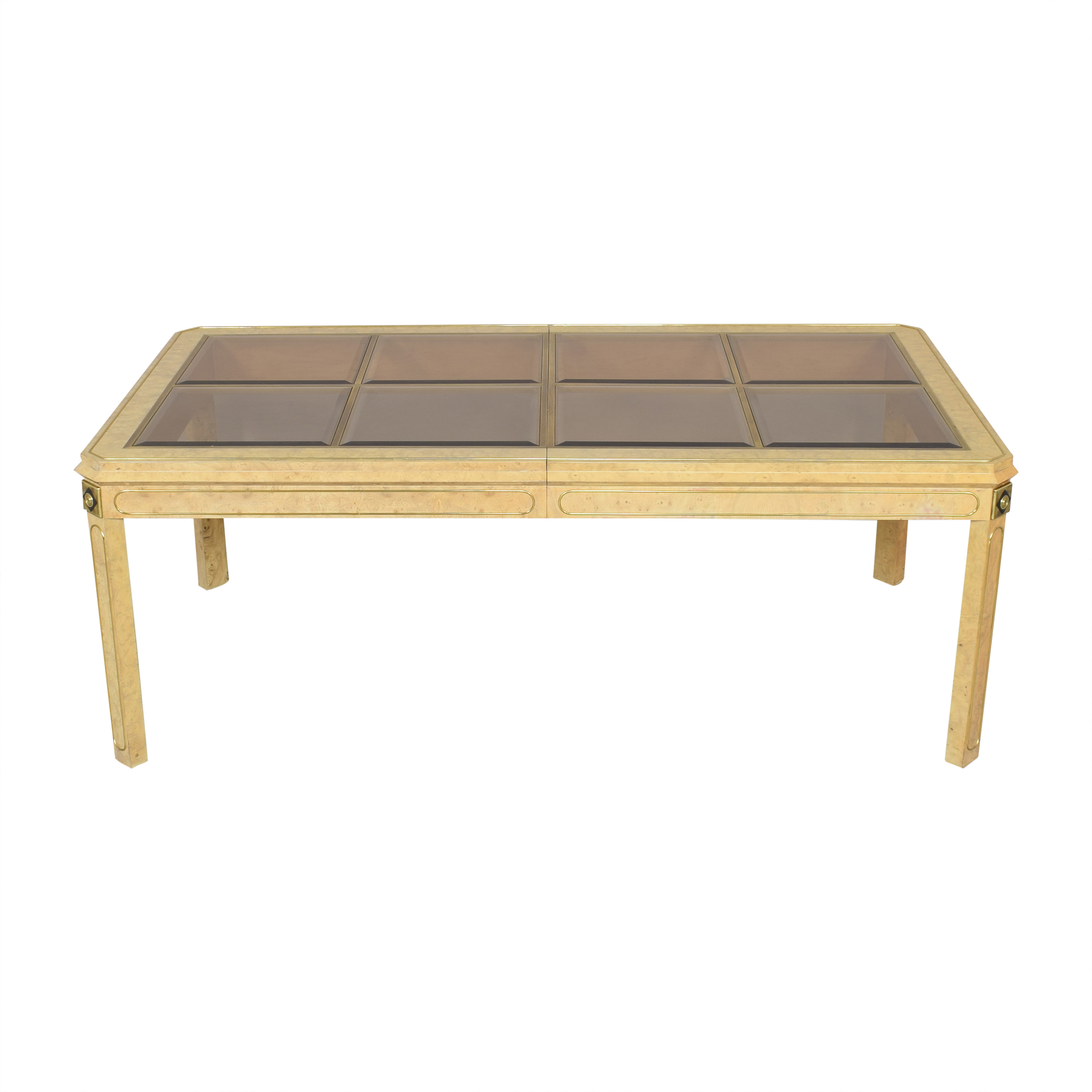Provincial Extendable Dining Table used