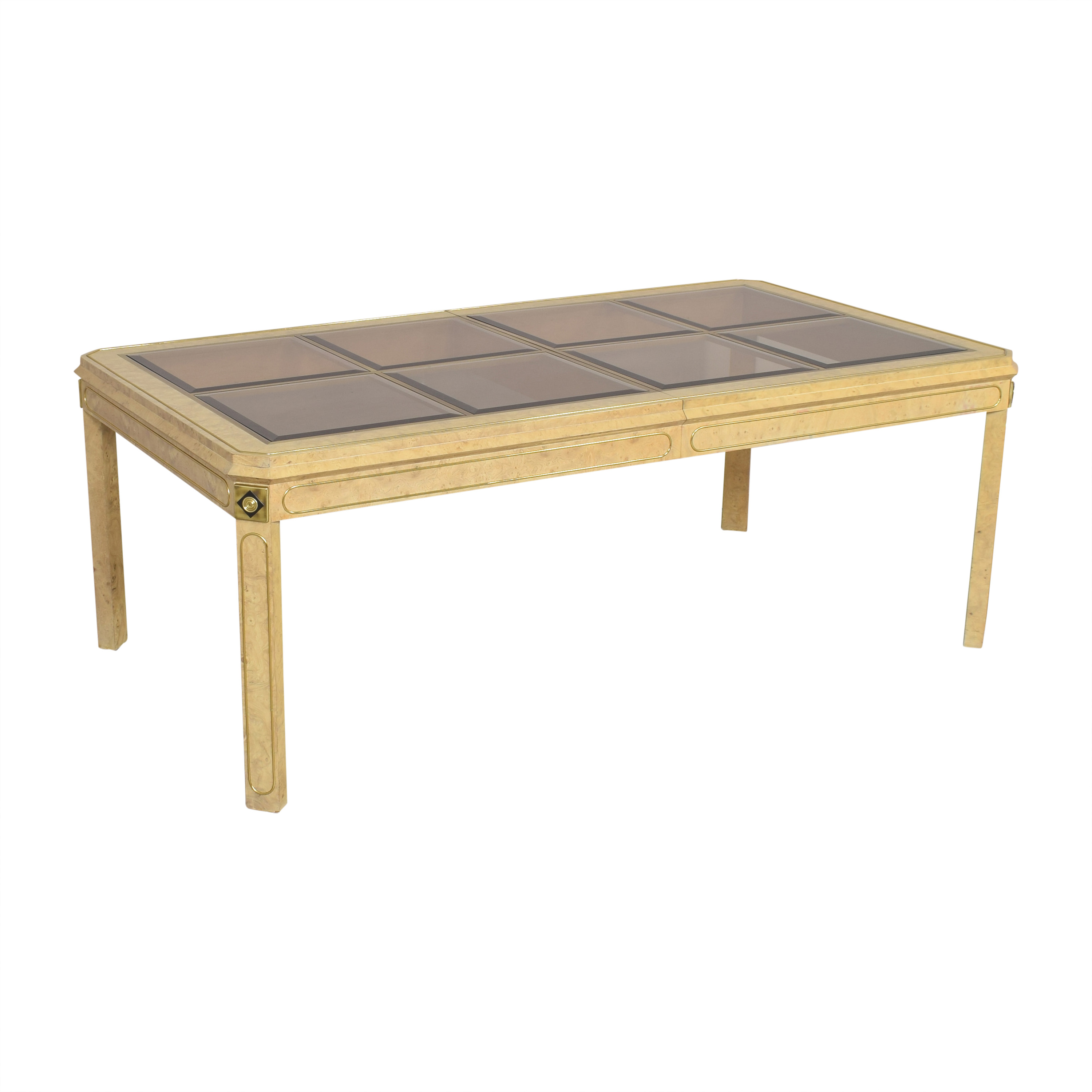 Provincial Extendable Dining Table ct