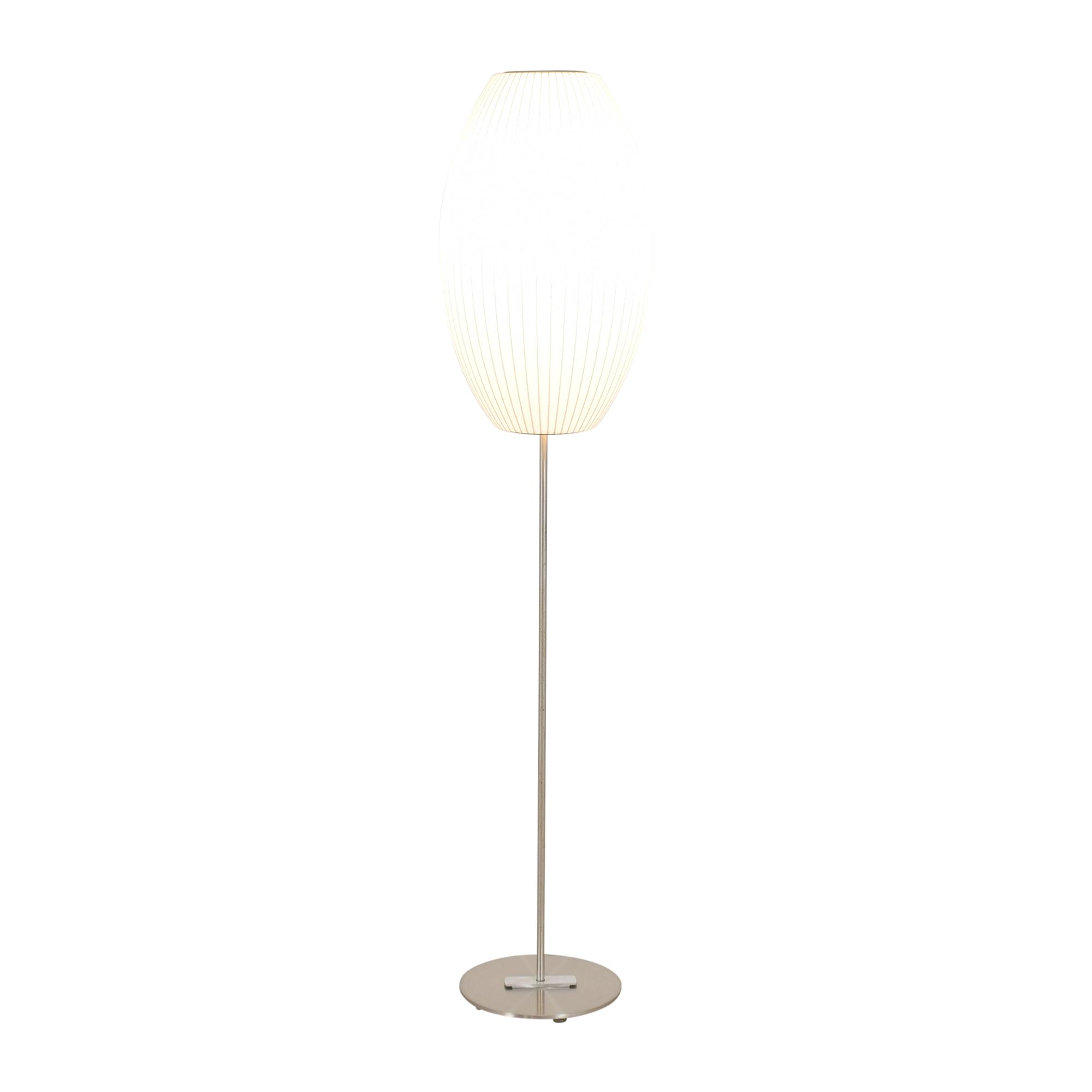 buy Modernica Modernica Nelson Cigar Lotus Floor Lamp online