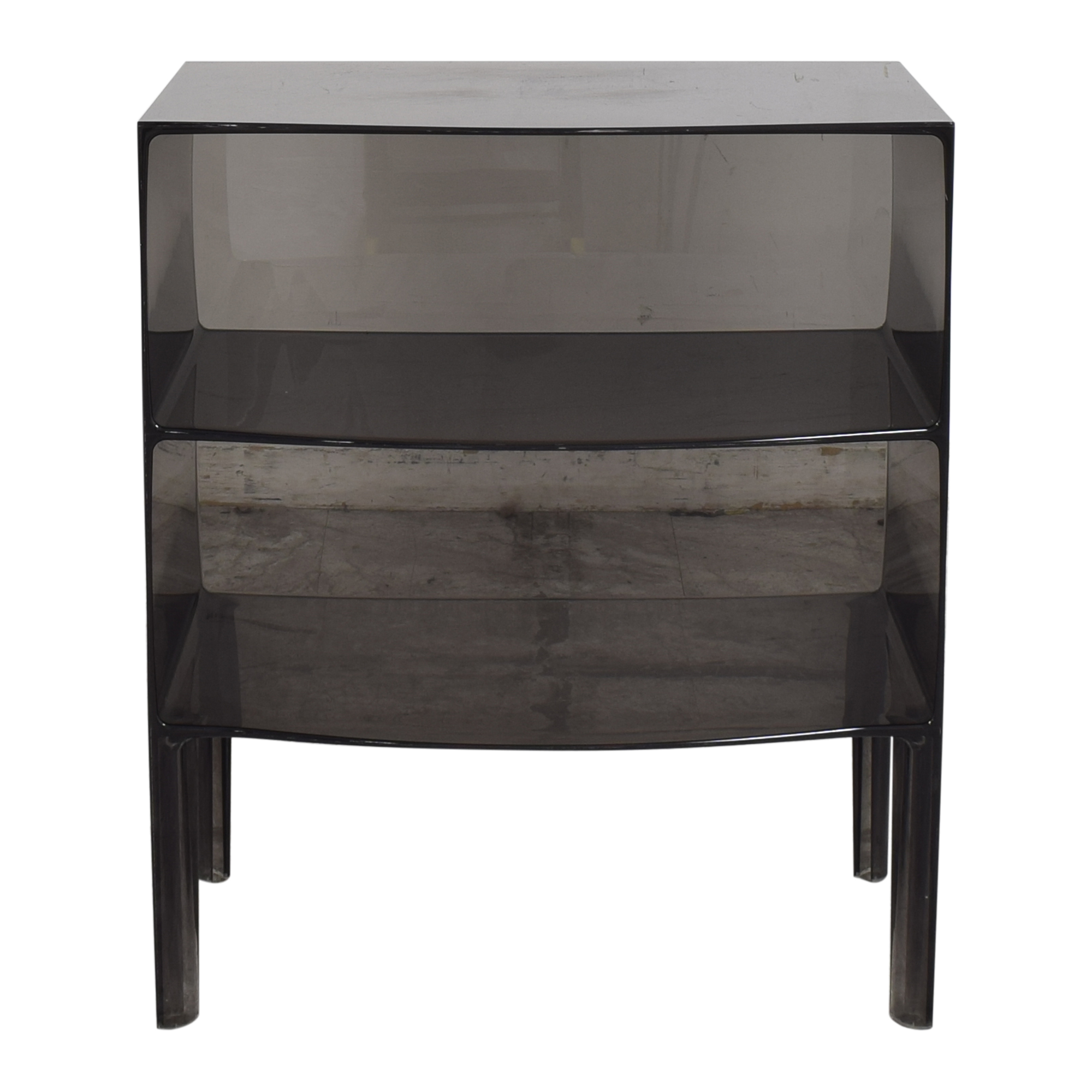 shop Kartell Ghost Buster Sideboard by Philippe Starck Kartell Cabinets & Sideboards