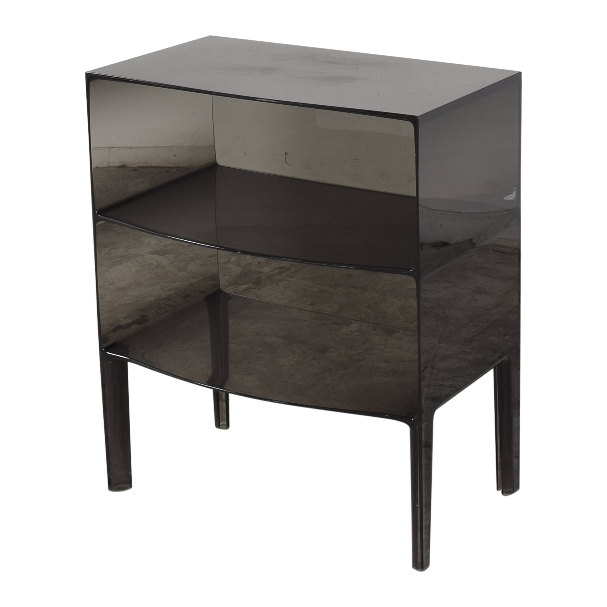 shop Kartell Ghost Buster Sideboard by Philippe Starck Kartell