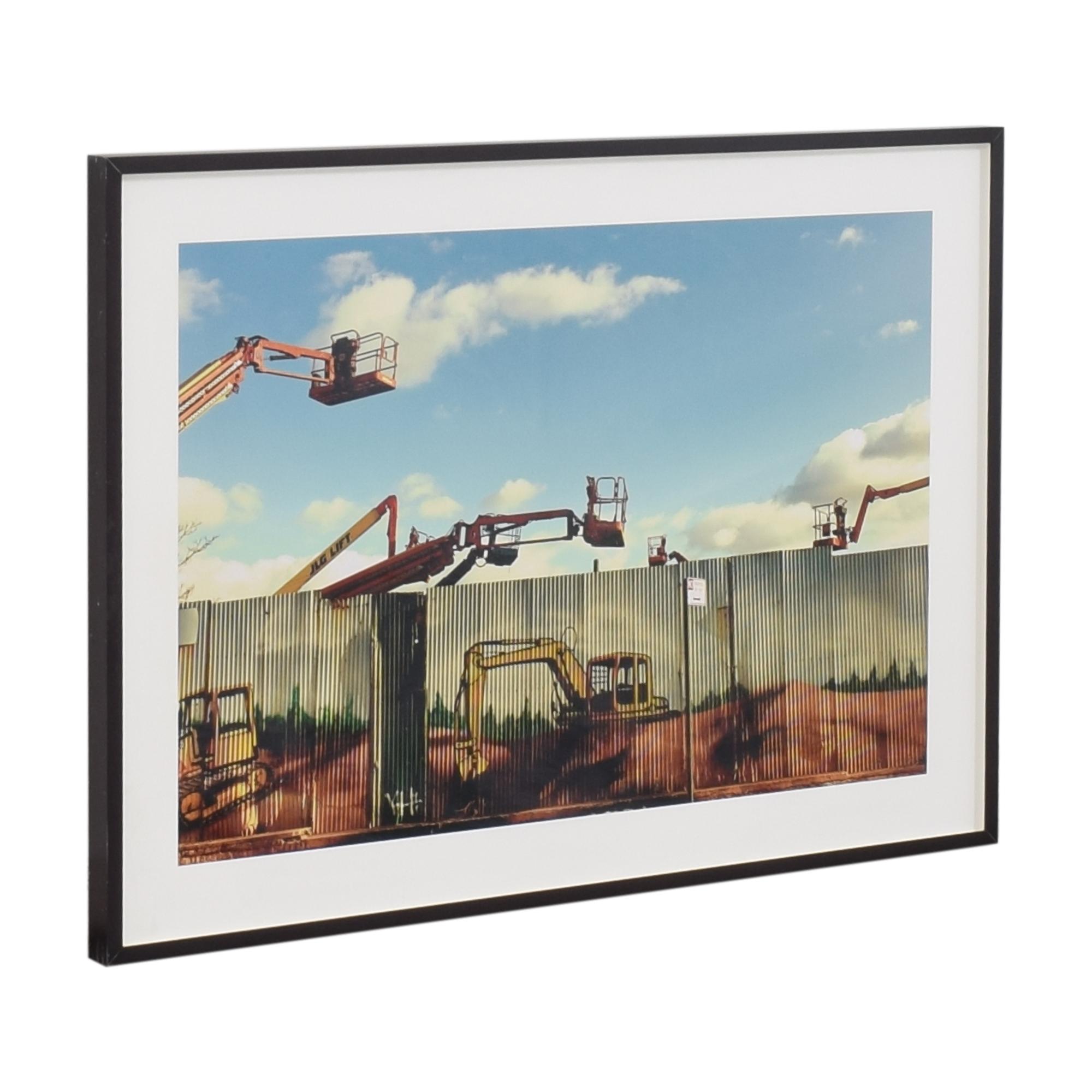 buy  Williamsburg Brooklyn Framed Wall Art online