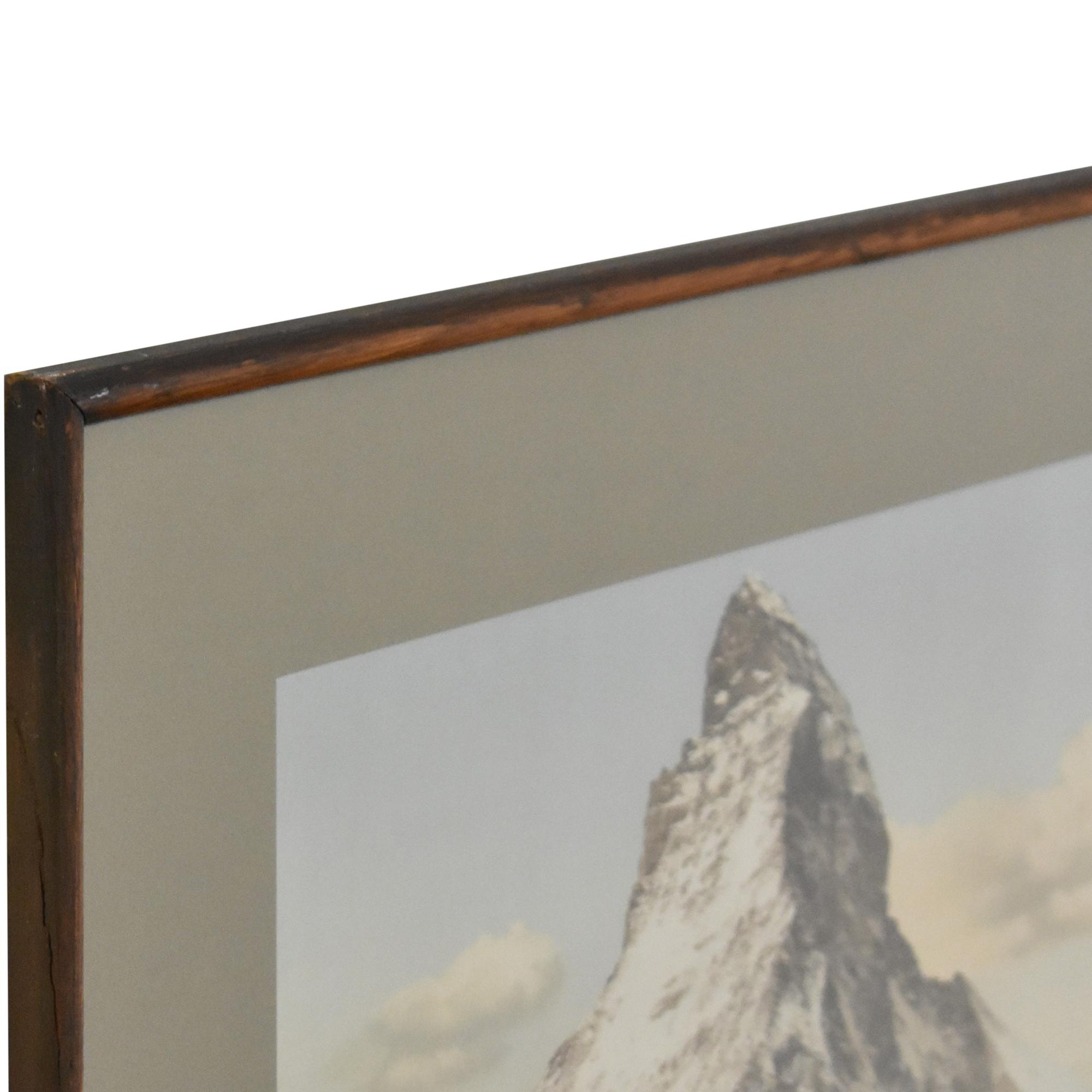 Matterhorn Mountain Wall Art for sale