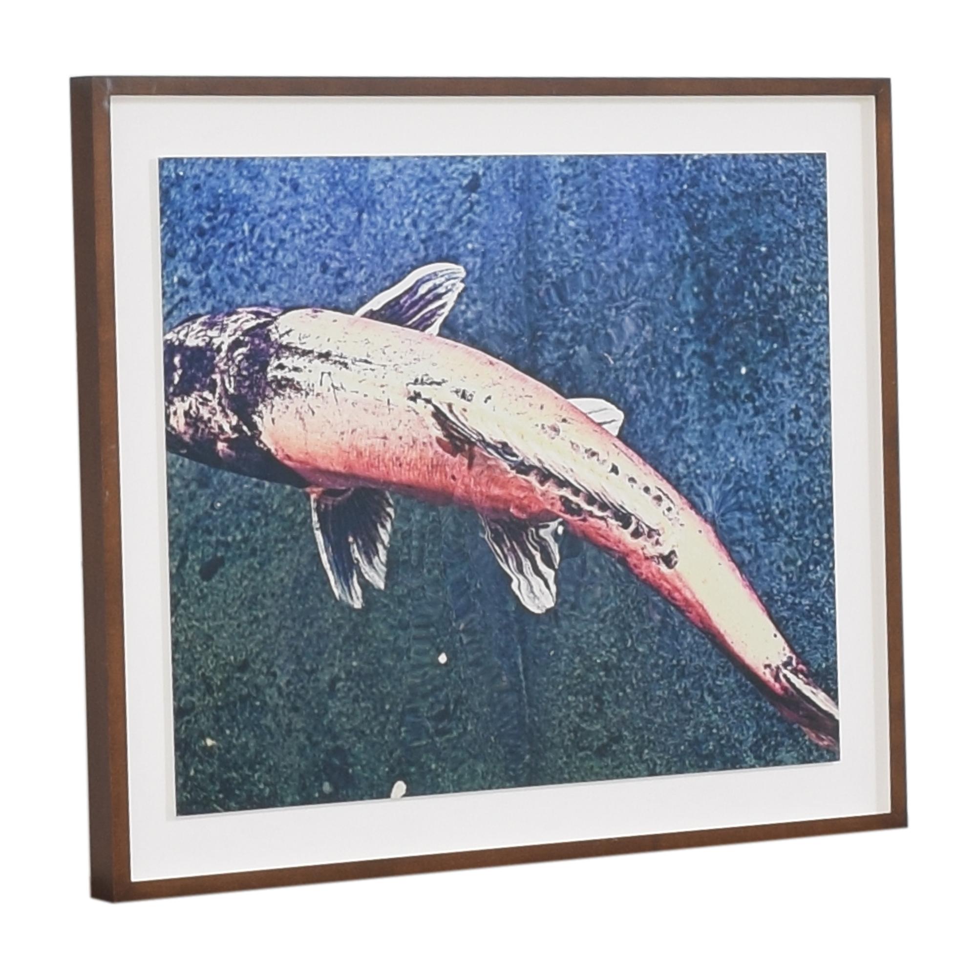 shop Koi Fish Framed Wall Art