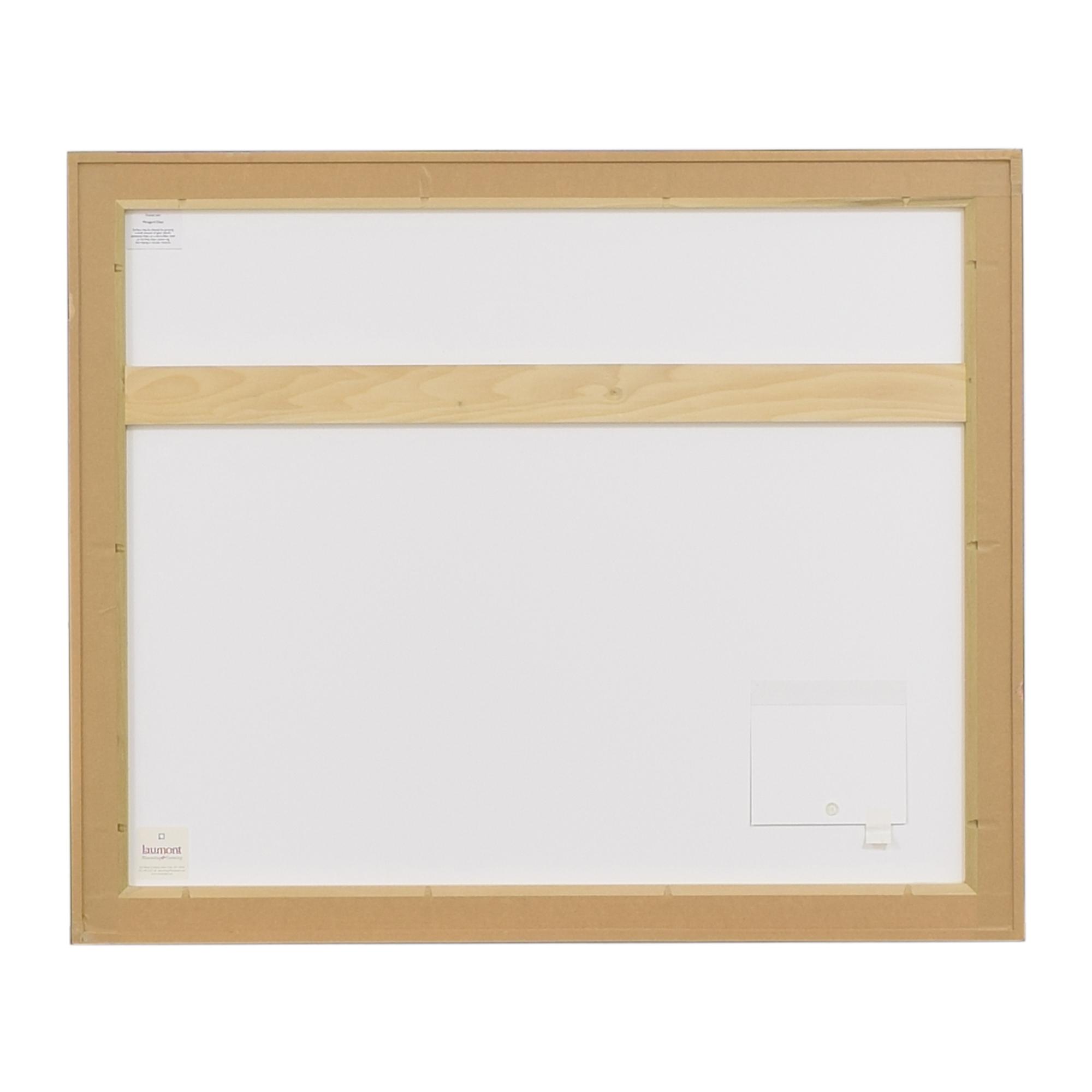Koi Fish Framed Wall Art dimensions