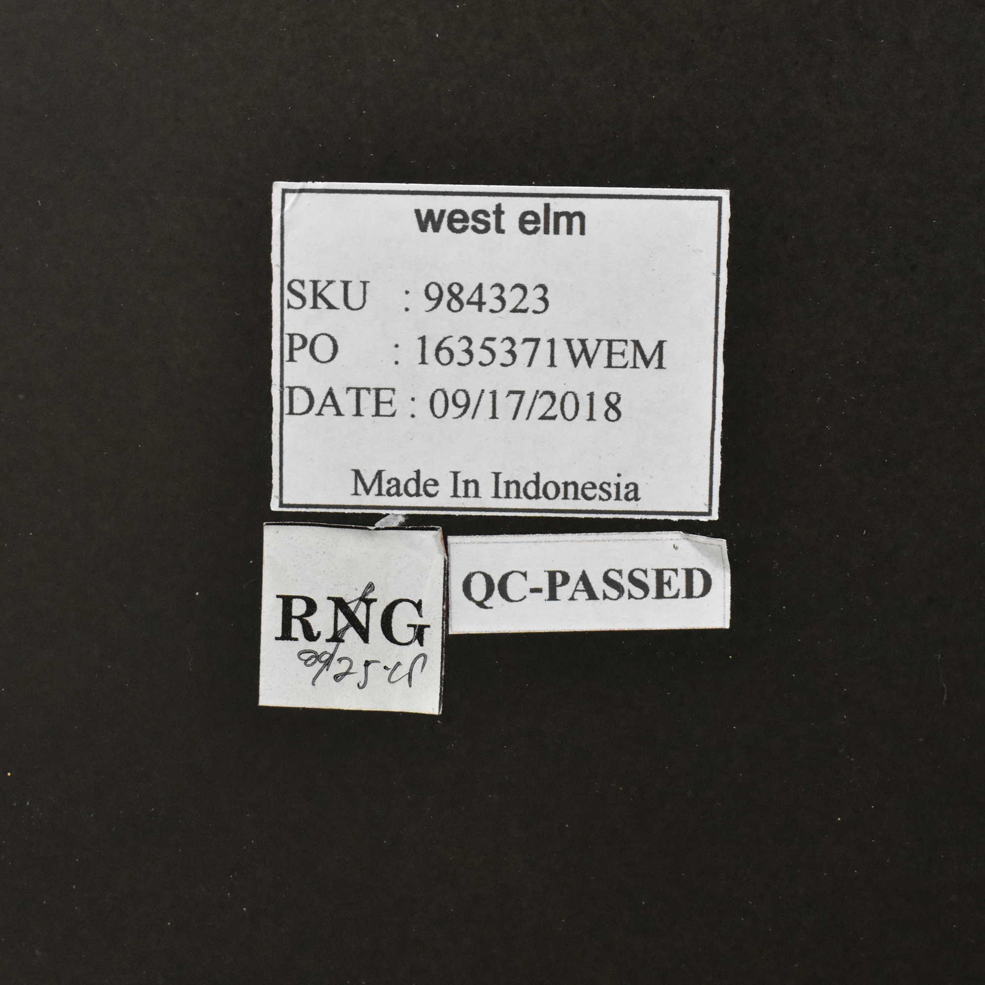 West Elm West Elm Metalwork Nightstands coupon