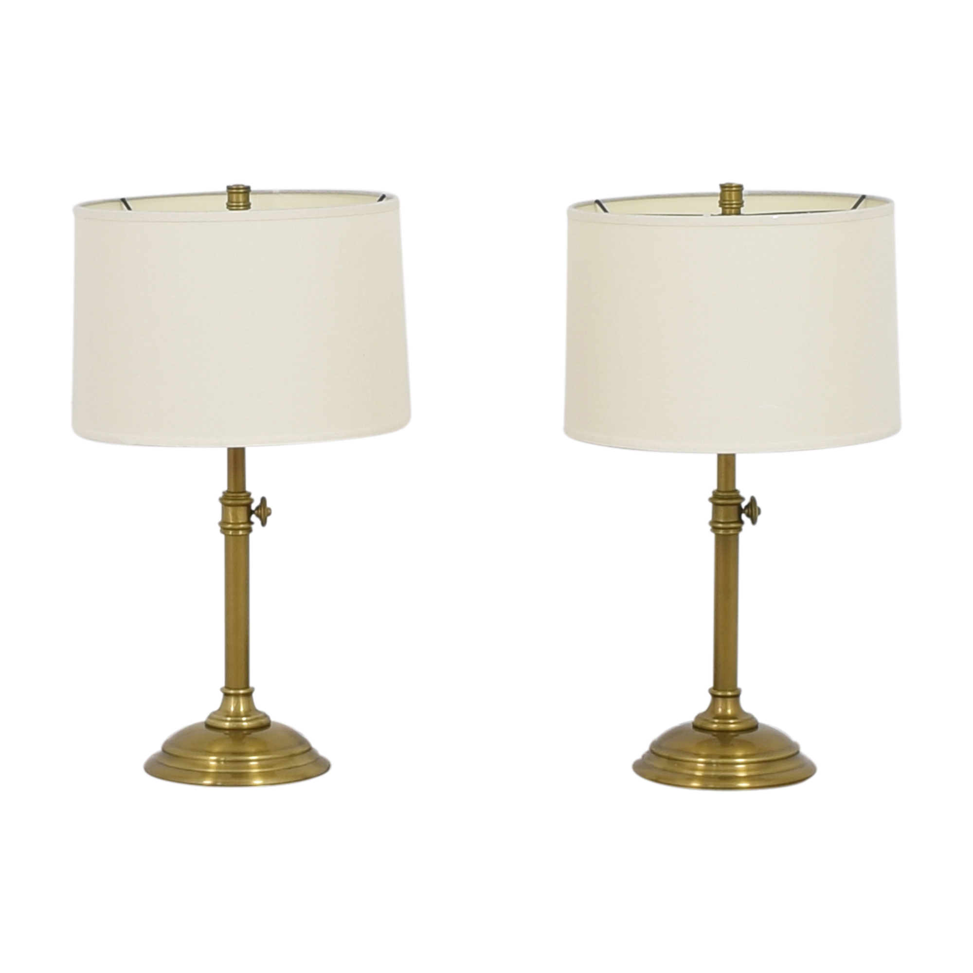 buy Pottery Barn Chelsea Adjustable Table Lamps Pottery Barn