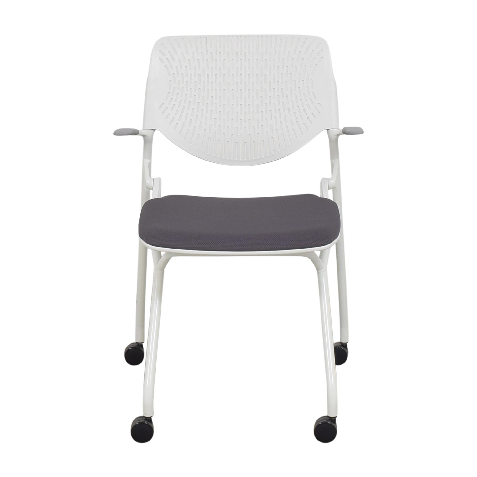 Room & Board Room & Board Runa Nesting Chair by Okamura used