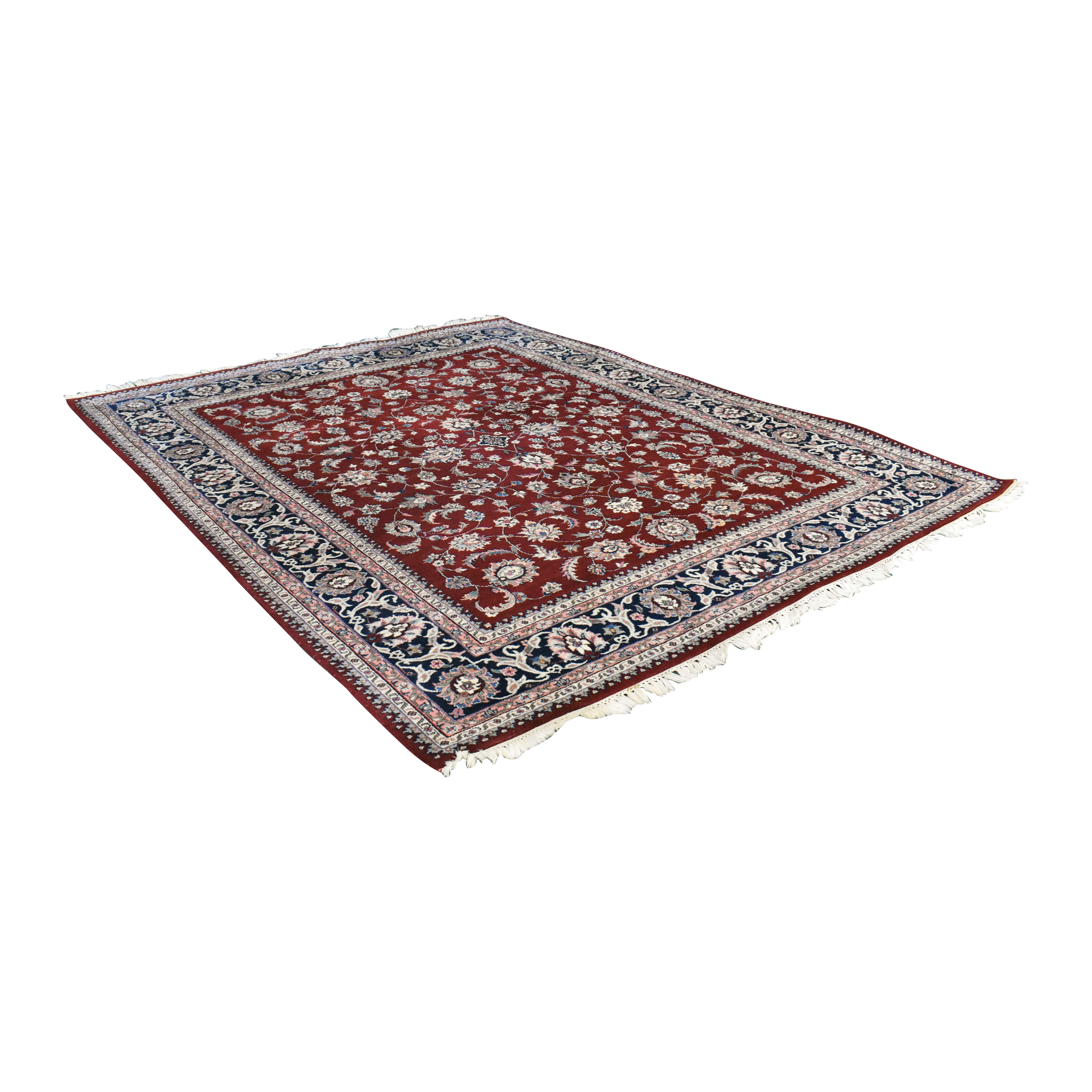Traditional Area Rug second hand