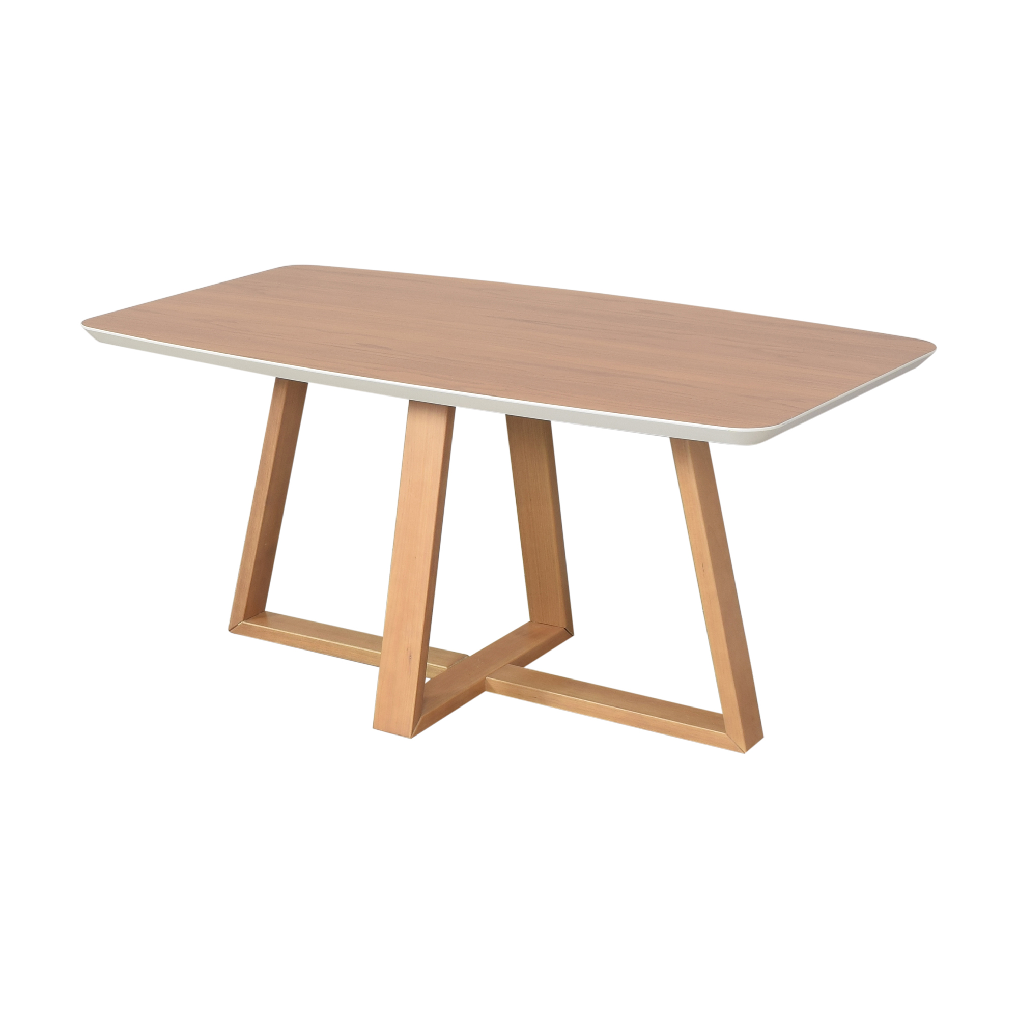 Wayfair Mapleview Trestle Dining Table / Dinner Tables