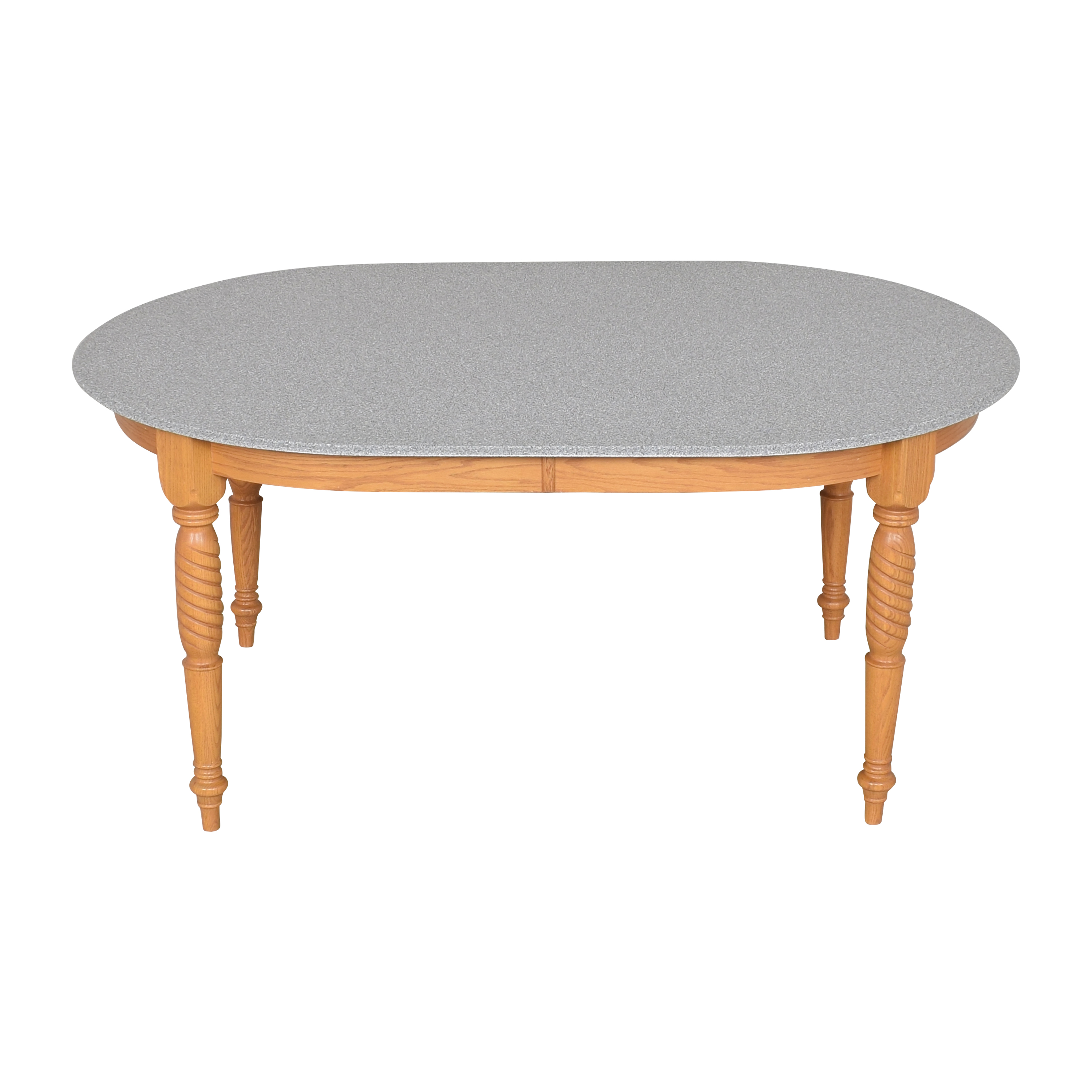 Oval Dining Table / Tables