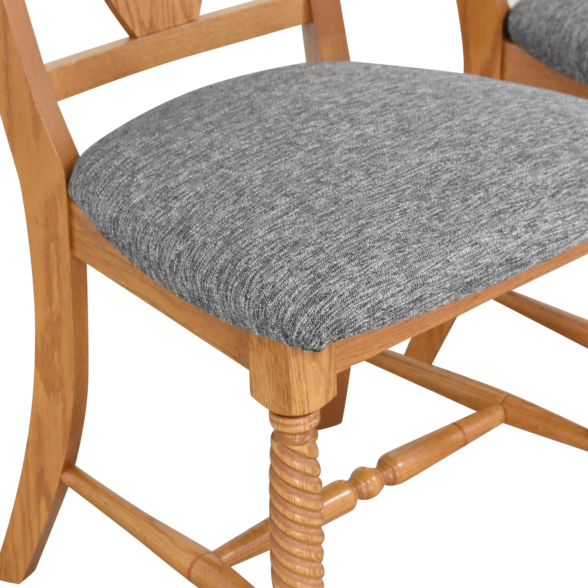 J & H Dinettes J & H Dinettes Upholstered Dining Side Chairs on sale
