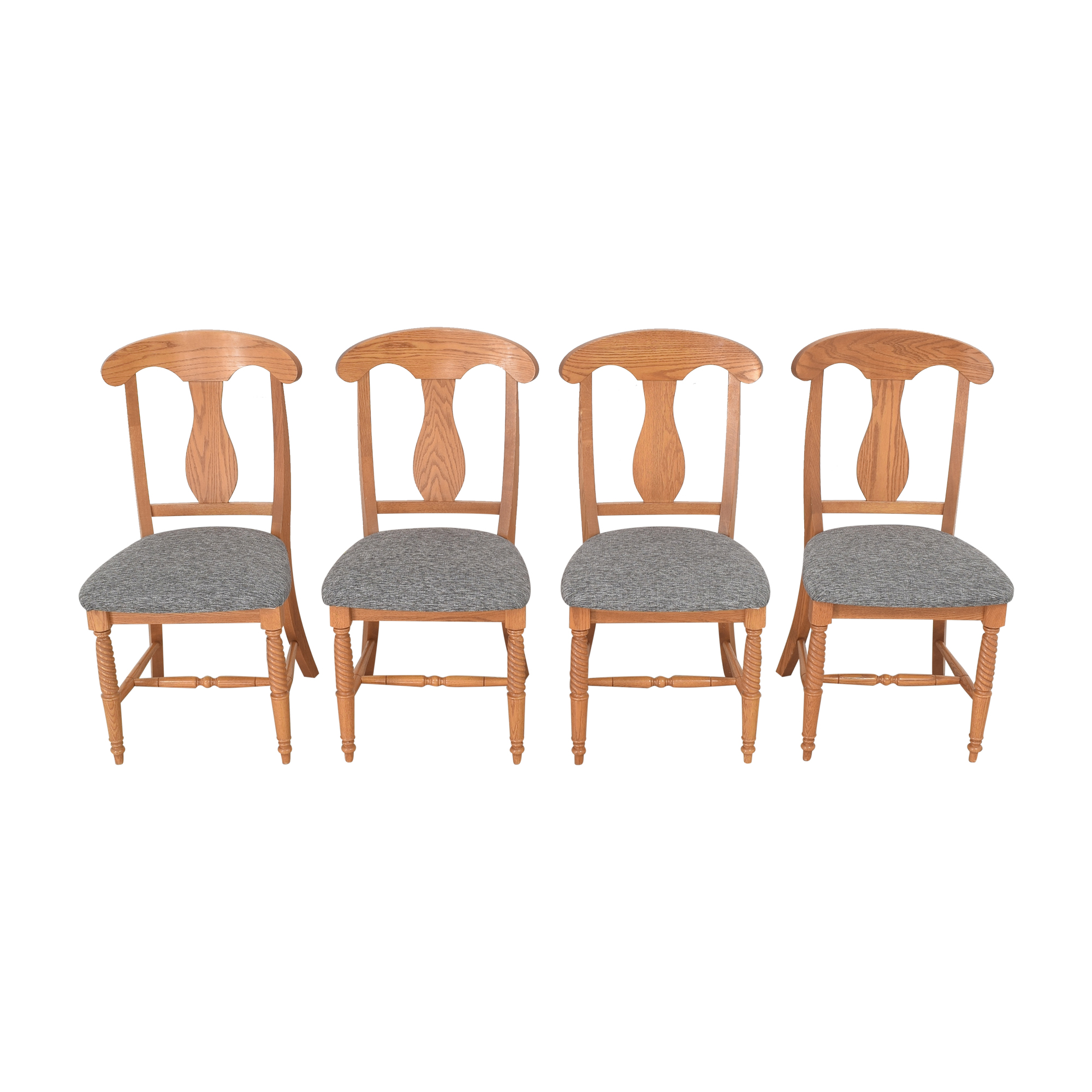 J & H Dinettes J & H Dinettes Upholstered Dining Side Chairs used