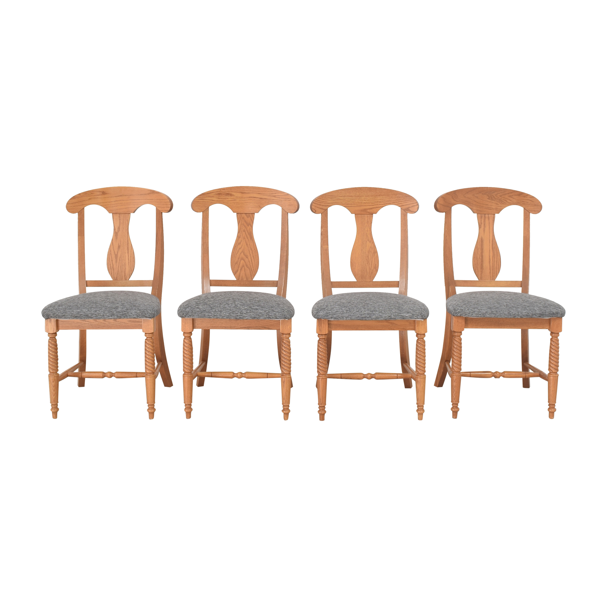 J & H Dinettes Upholstered Dining Side Chairs J & H Dinettes