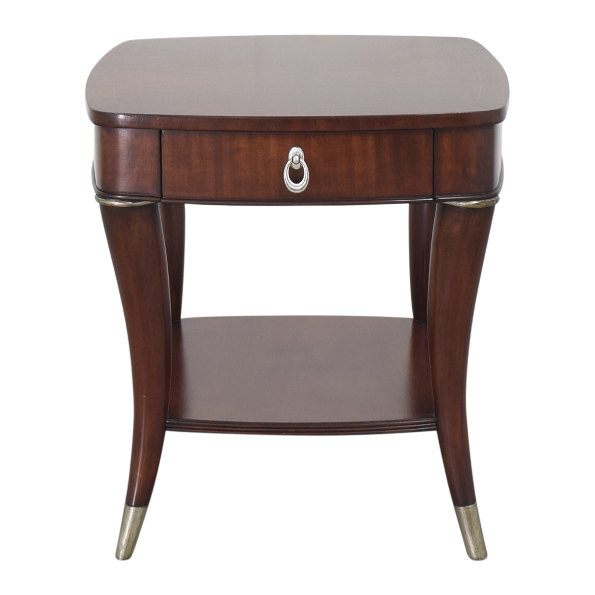 Thomasville Thomasville Bogart Collection End Table second hand