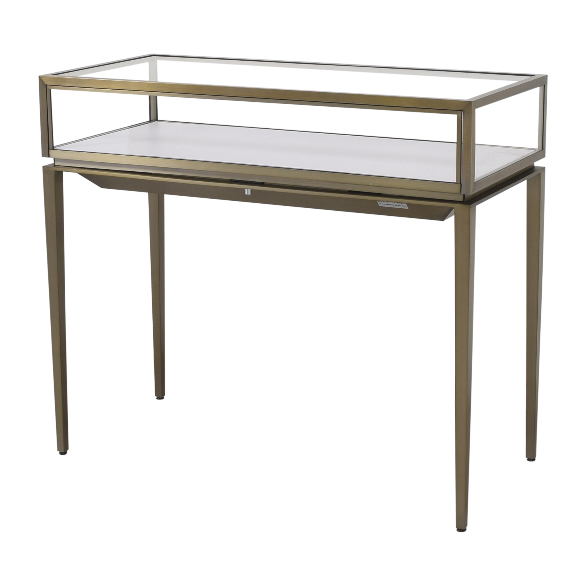 Displays2Go Lighted Display Table / Accent Tables