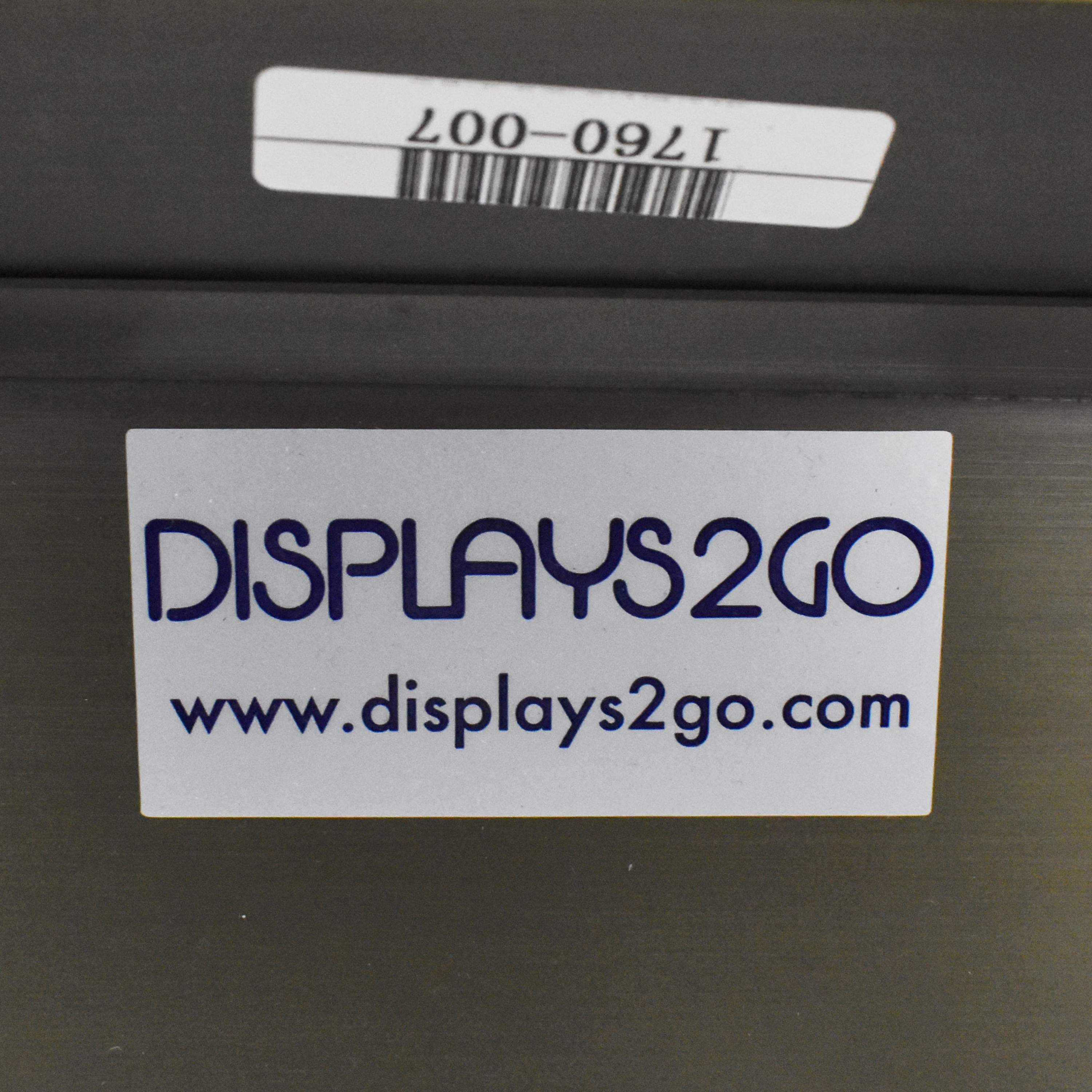 Displays2Go Displays2Go Lighted Display Table discount