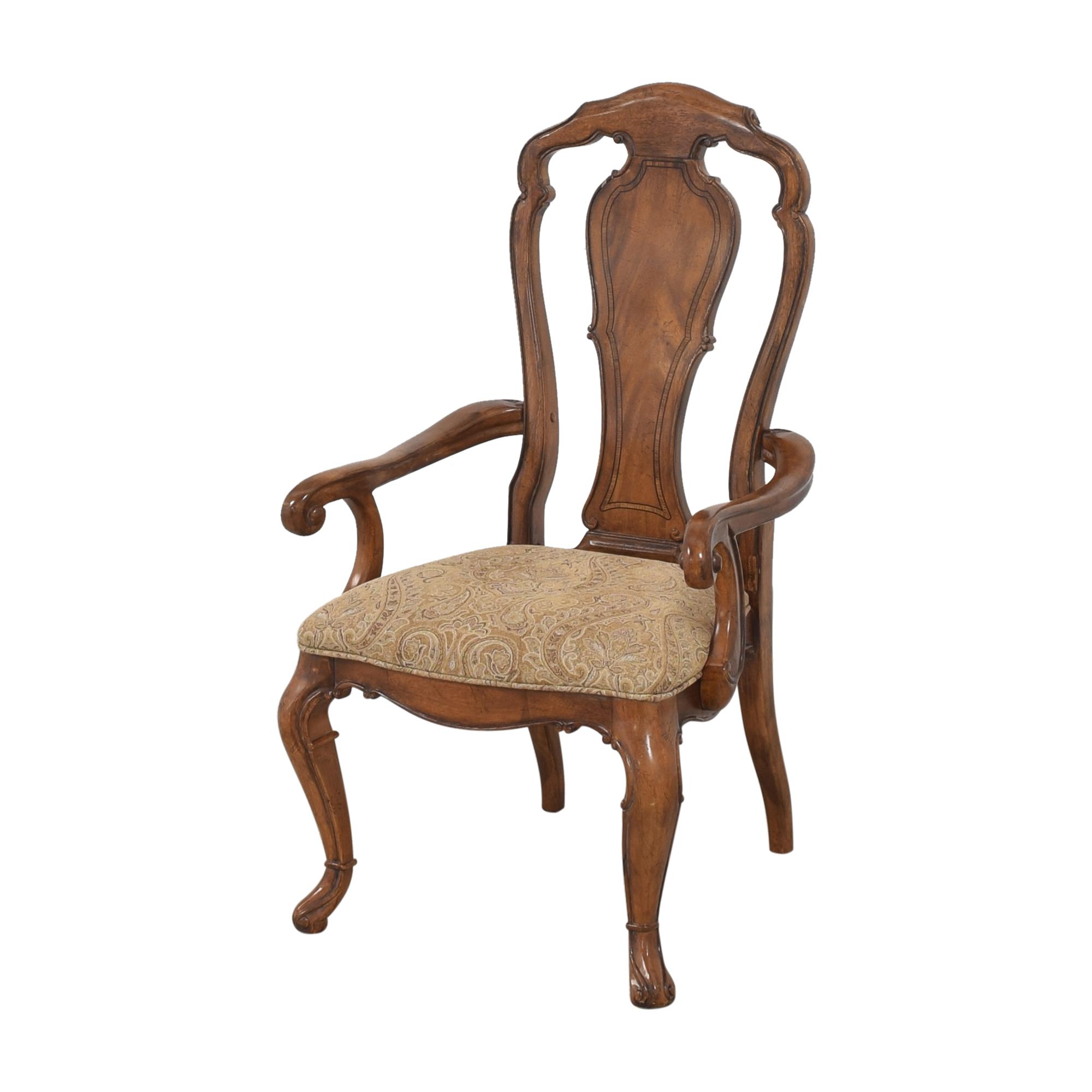 Thomasville Ernest Hemingway Granada Dining Arm Chairs / Chairs