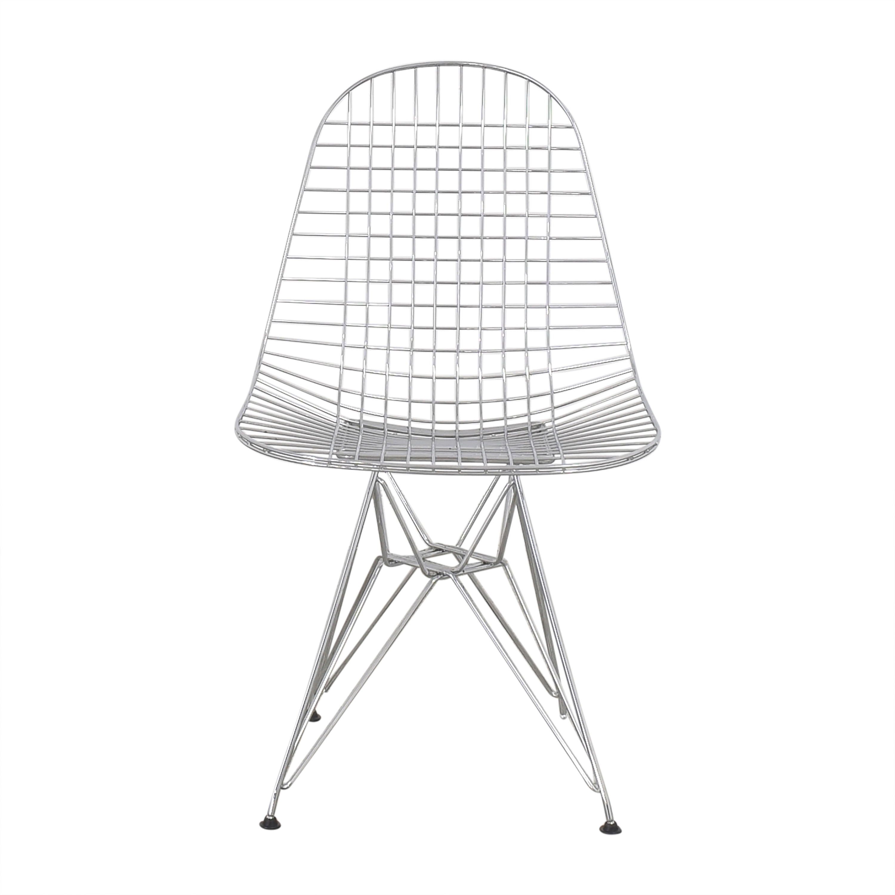 shop Herman Miller Eames Wire Chair Herman Miller