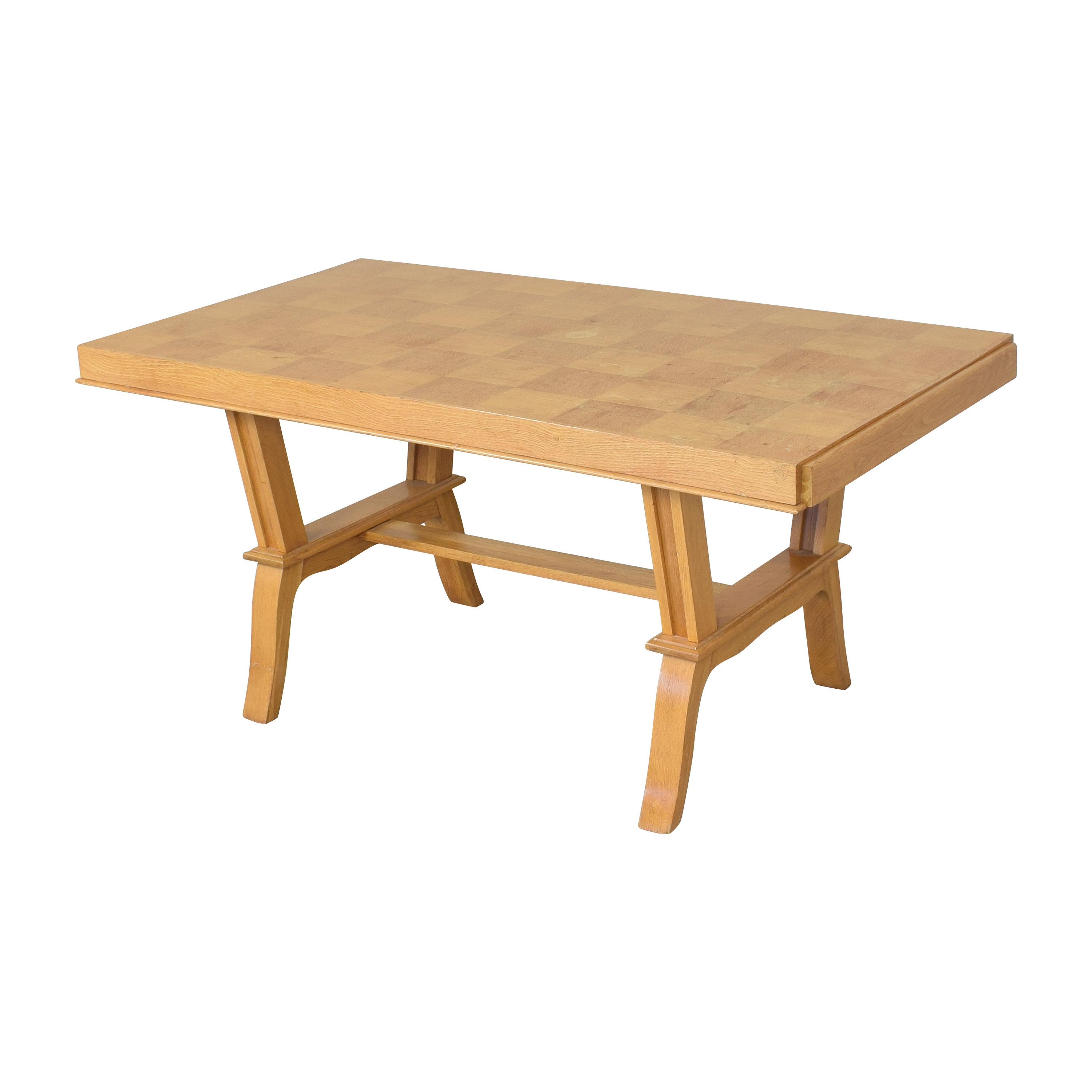 buy  French Parquet Extendable Dining Table online