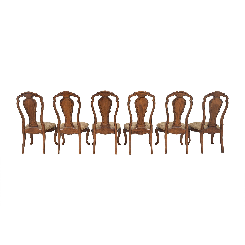 Thomasville Thomasville Ernest Hemingway Granada Dining Chairs second hand