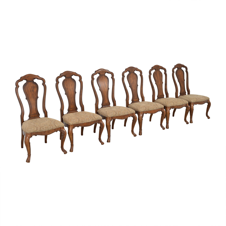 Thomasville Thomasville Ernest Hemingway Granada Dining Chairs Chairs