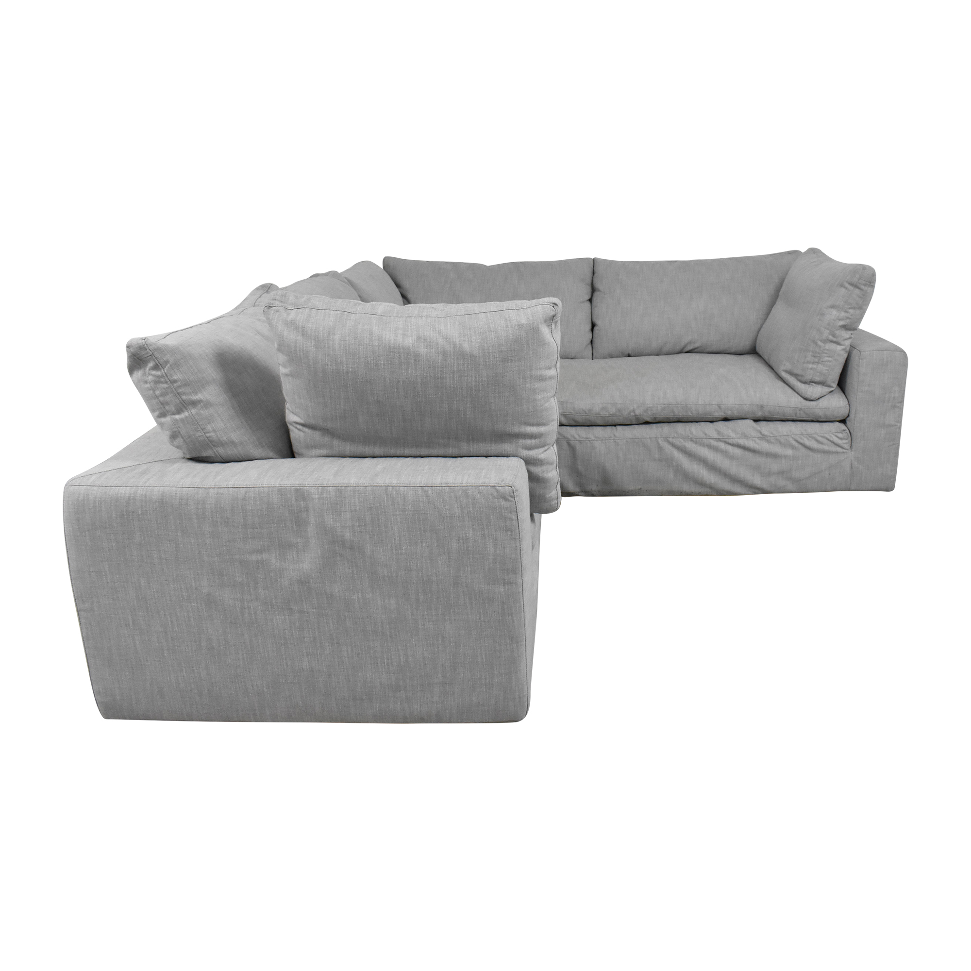 Restoration Hardware Restoration Hardware Cloud Modular Sofa used