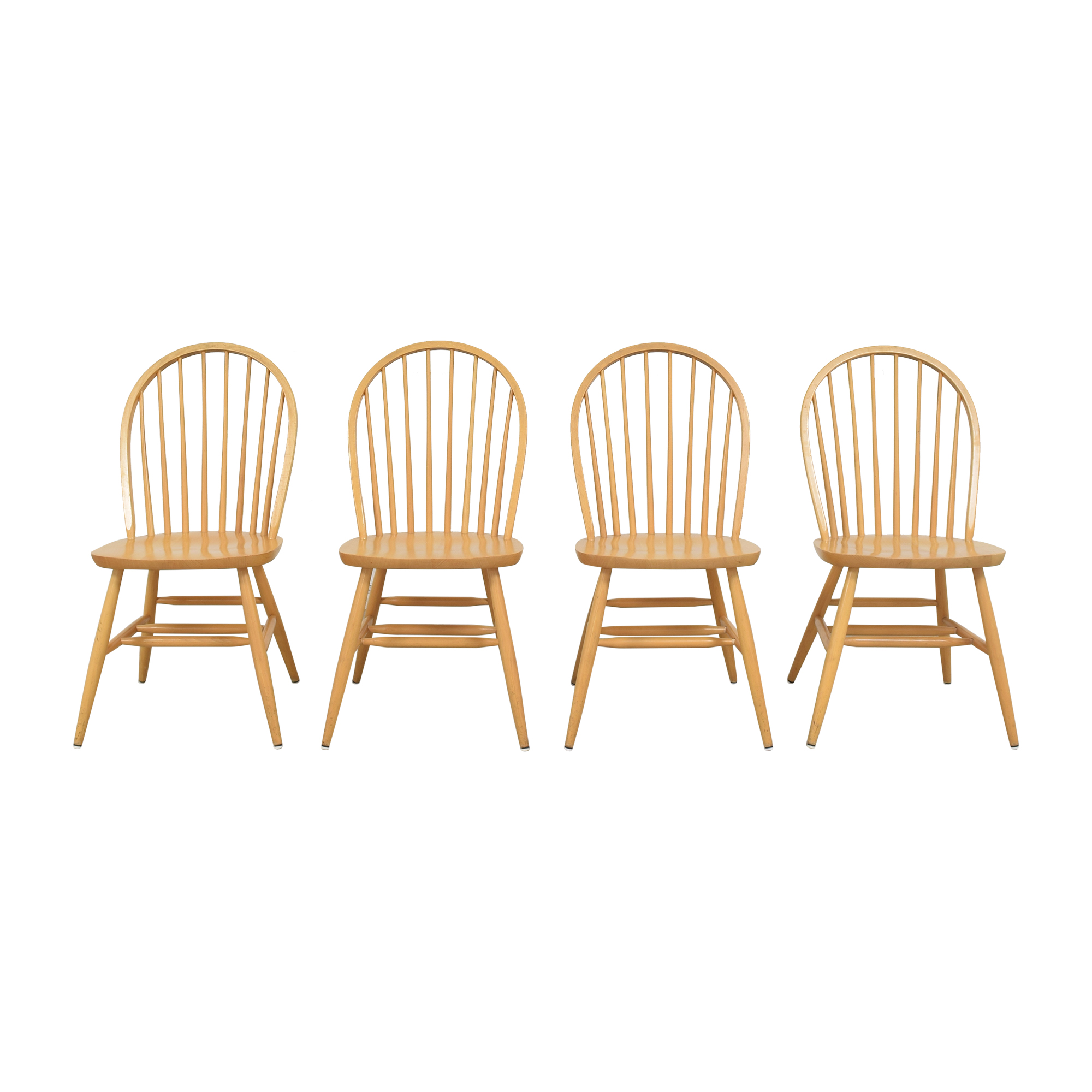 KLI Logatec Windsor Style Dining Chairs sale