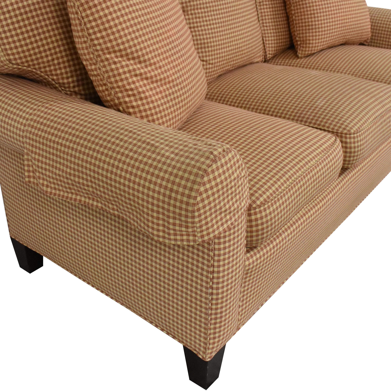 Sherrill Furniture Sherrill Furniture Three Cushion Sofa used