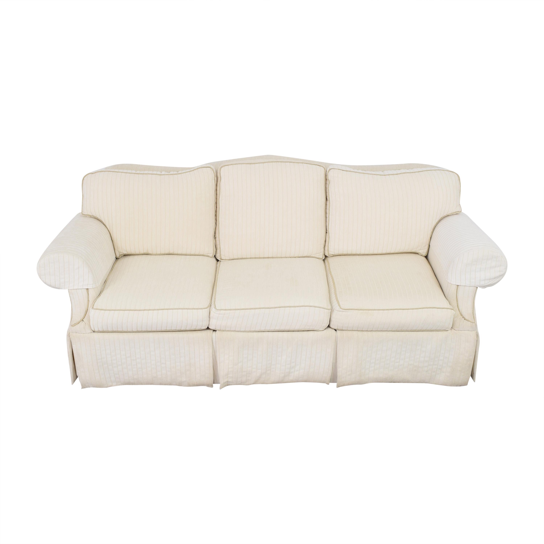 Ethan Allen Ethan Allen Camelback Sofa second hand