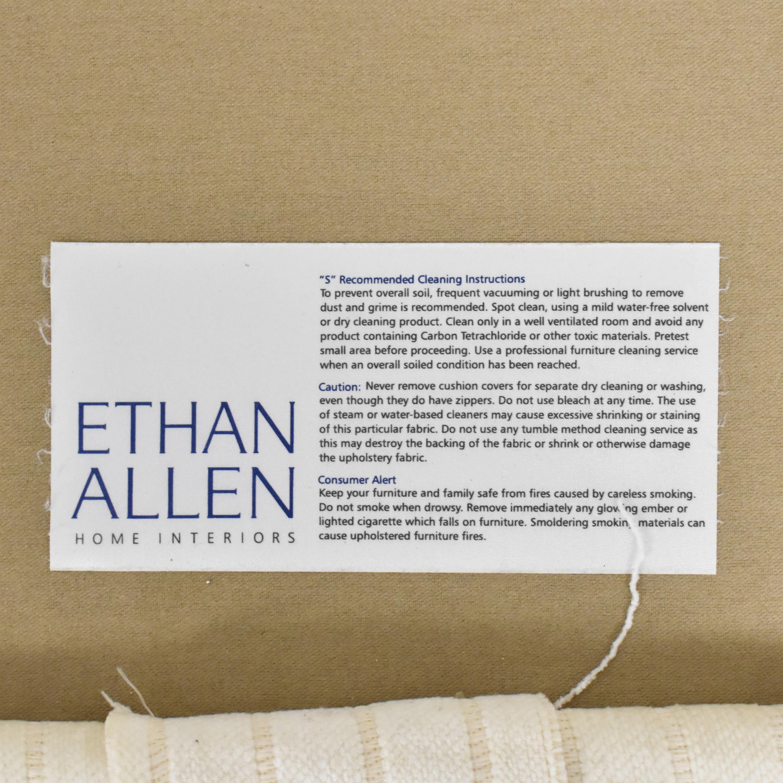 buy Ethan Allen Camelback Sofa Ethan Allen