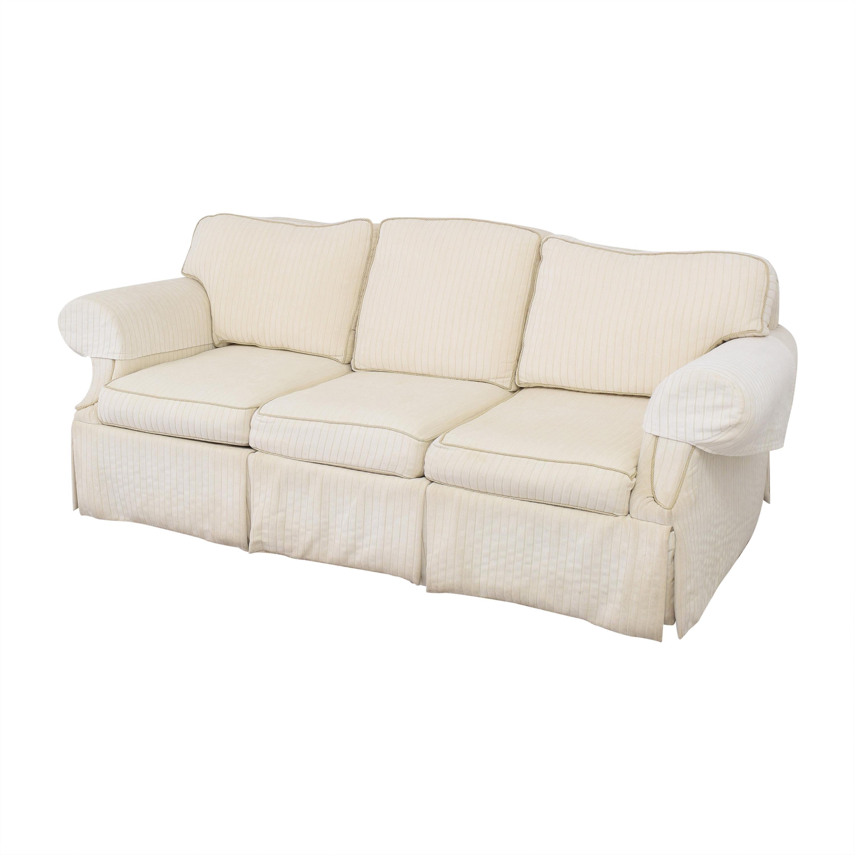 Ethan Allen Ethan Allen Camelback Sofa on sale