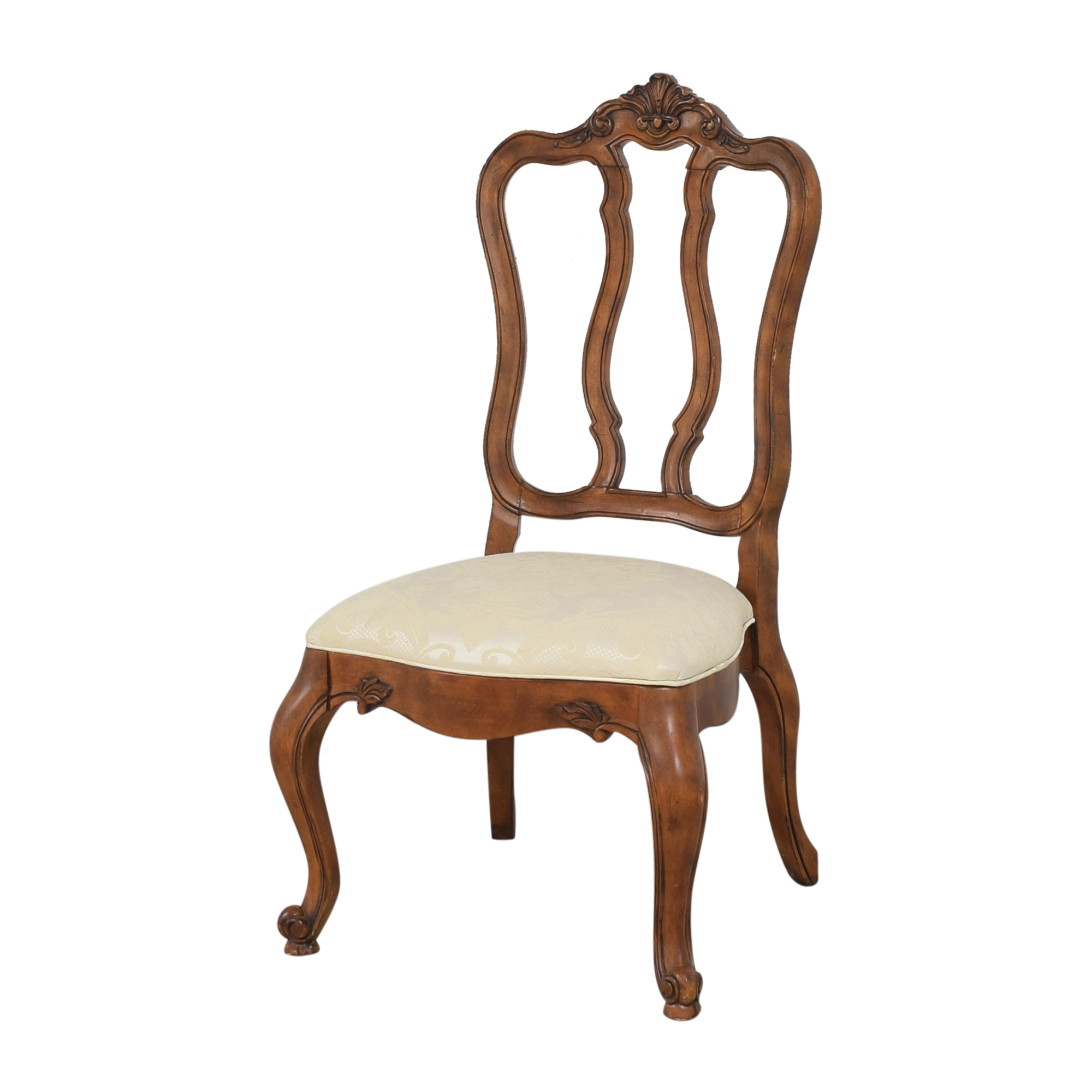 Ethan Allen Tuscany Augustine Side Dining Chairs Ethan Allen