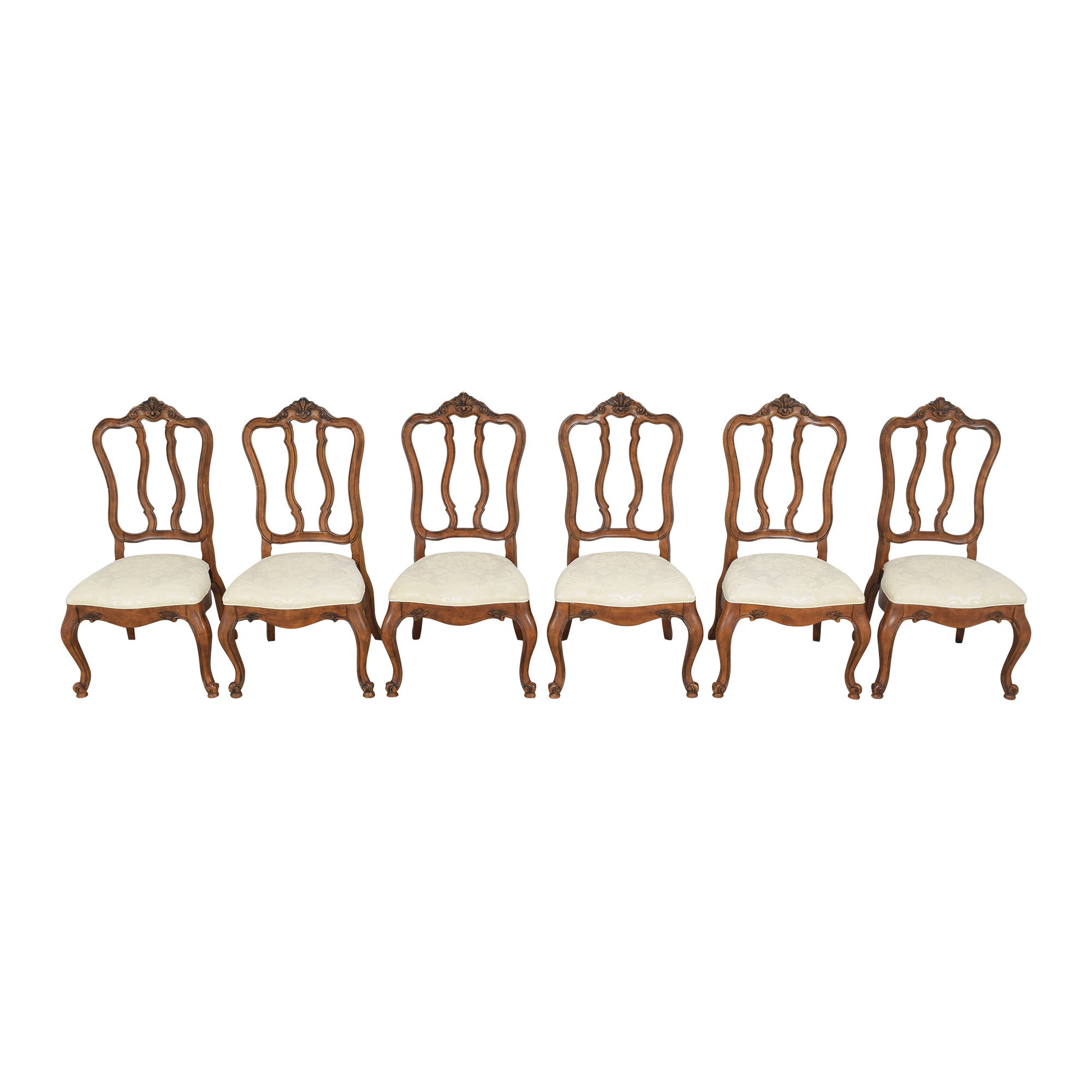 Ethan Allen Ethan Allen Tuscany Augustine Side Dining Chairs nyc